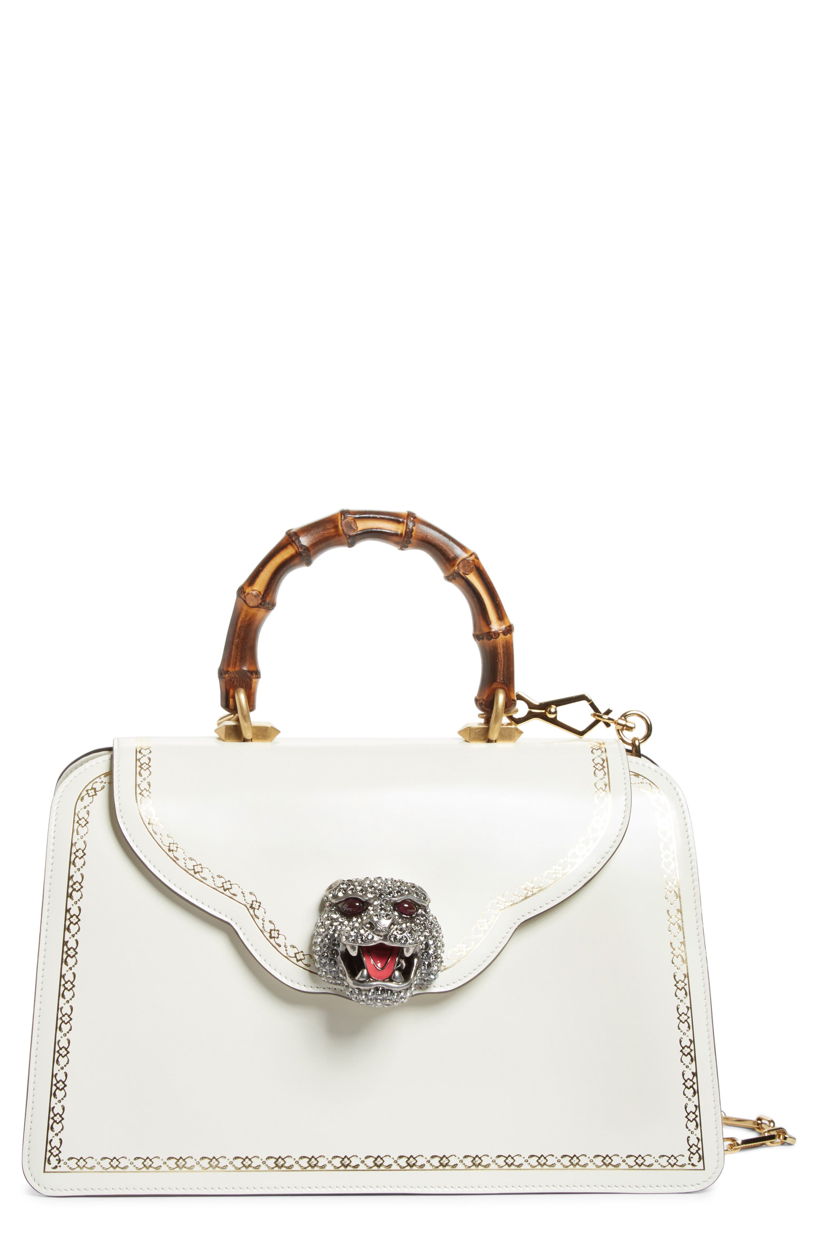 Gucci Gatto Medium Top Handle Bag
