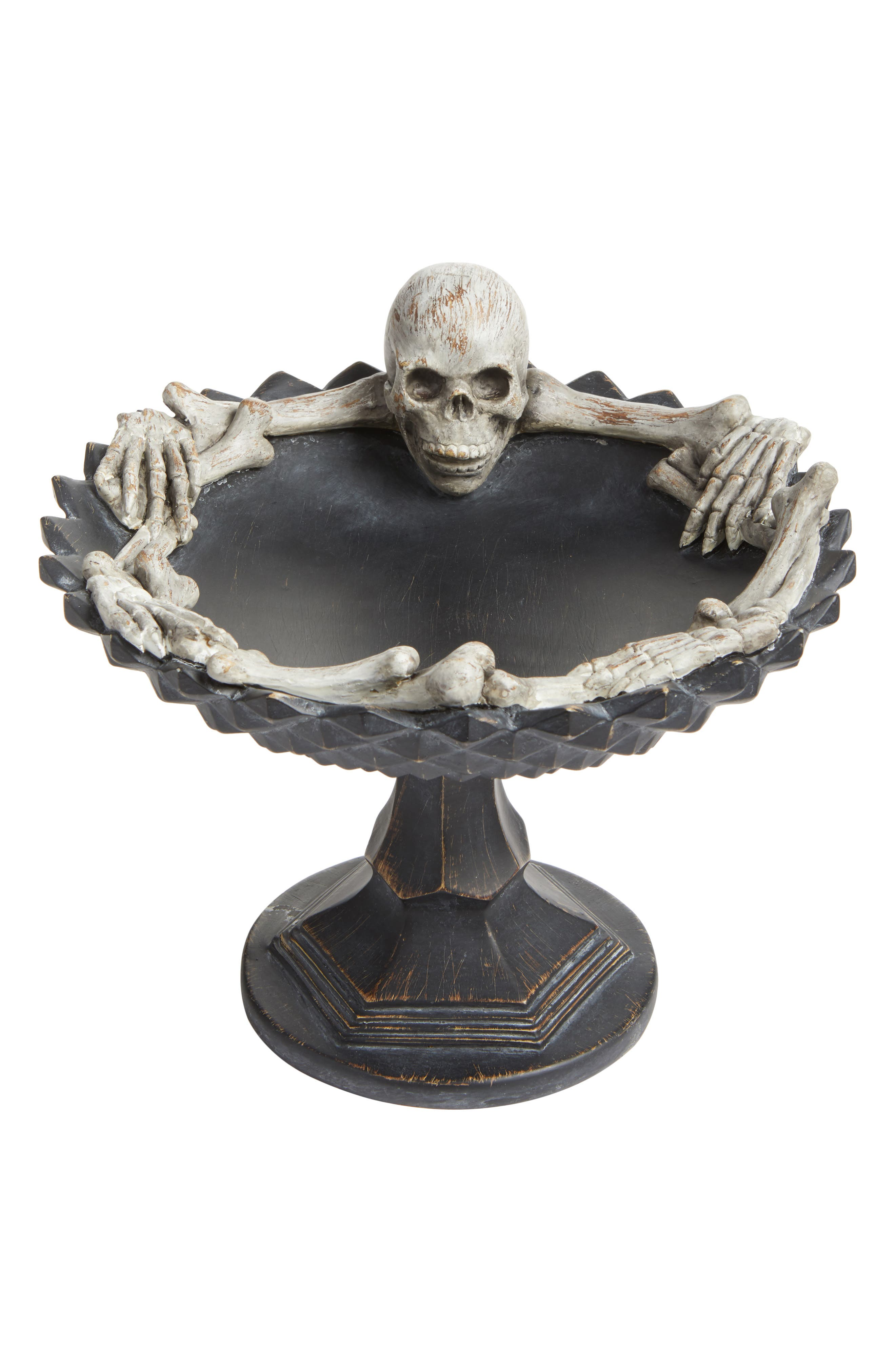 ALLSTATE Skull Footed Plate