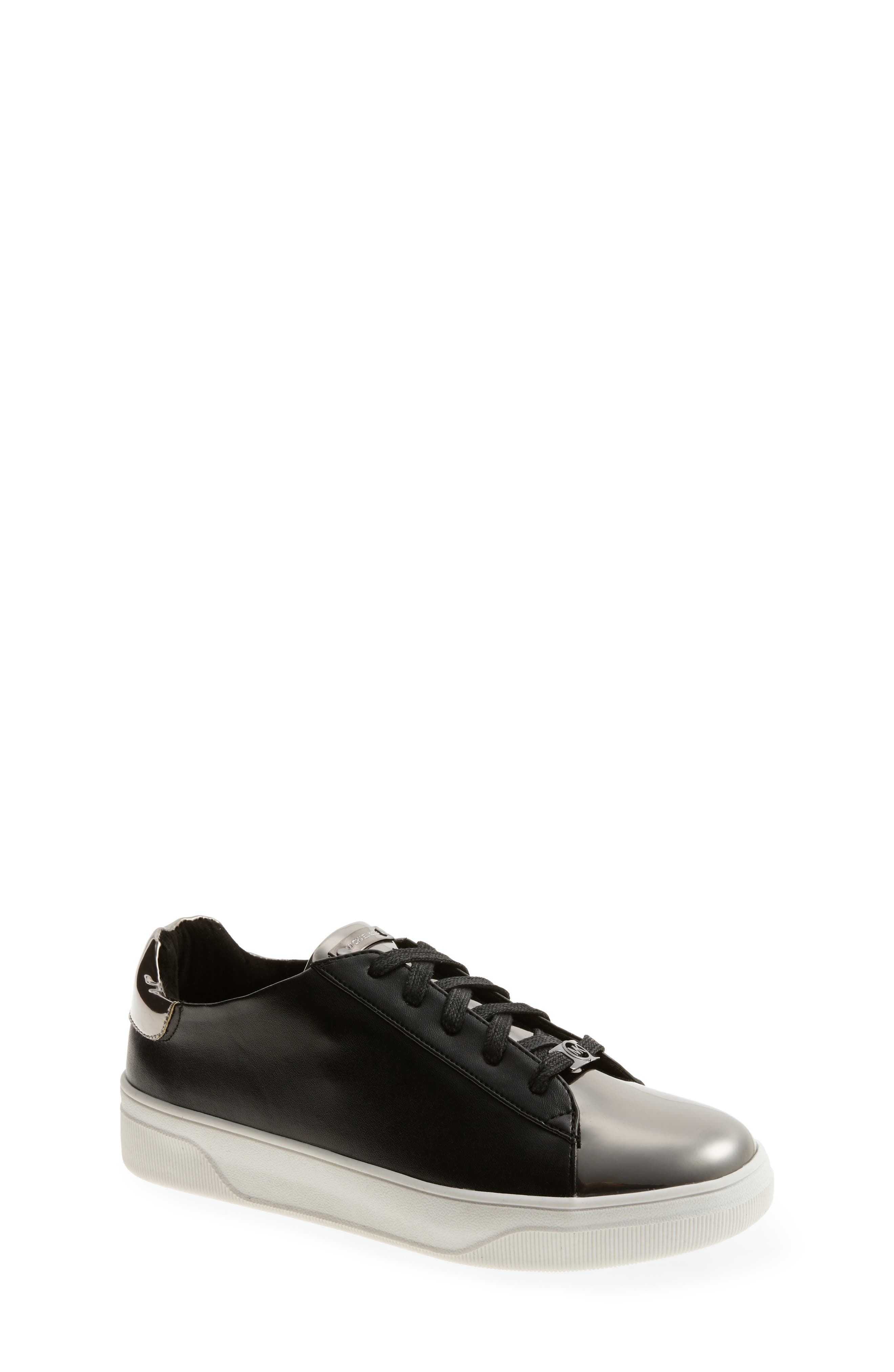 MICHAEL Michael Kors Nala Mae Metallic Sneaker (Toddler, Little Kid & Big Kid)