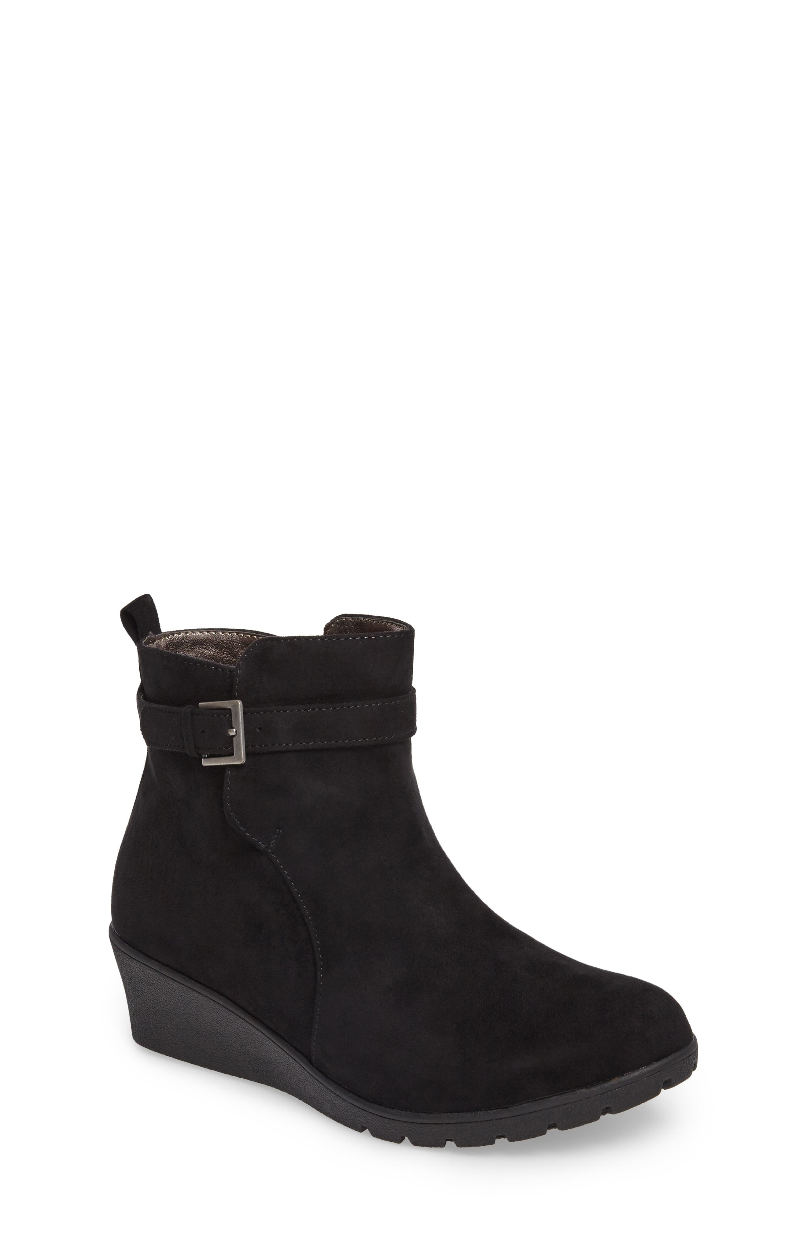 Reaction Kenneth Cole Ariel Wedge Bootie (Little Kid & Big Kid)