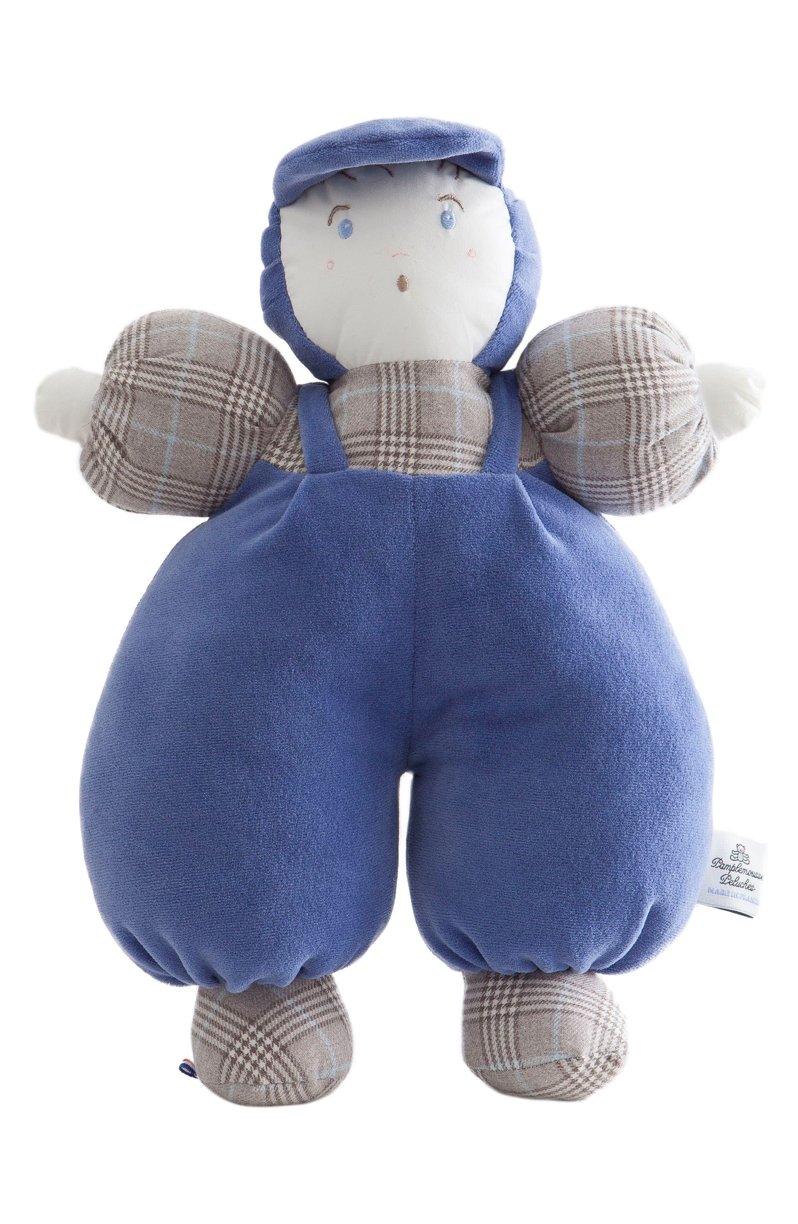Pamplemousse Peluches Steve Rag Doll