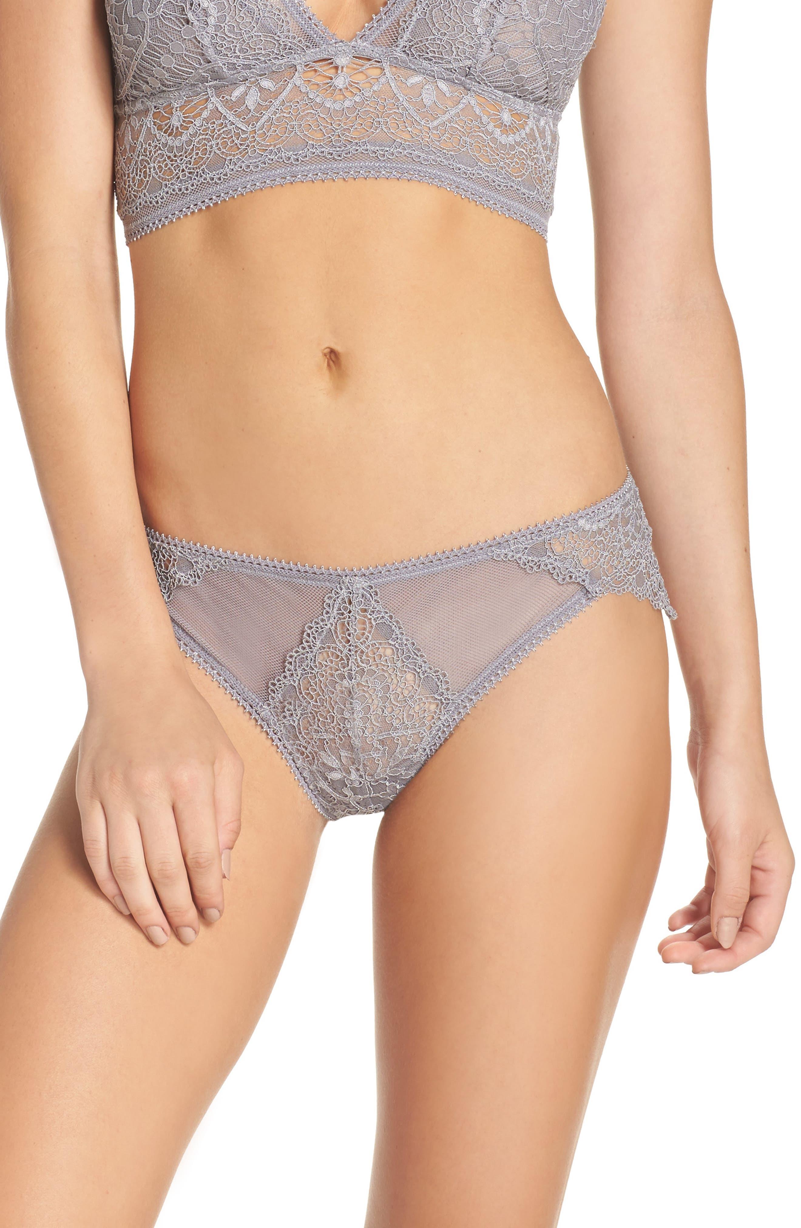 Honeydew Intimates Lace Hipster Panties