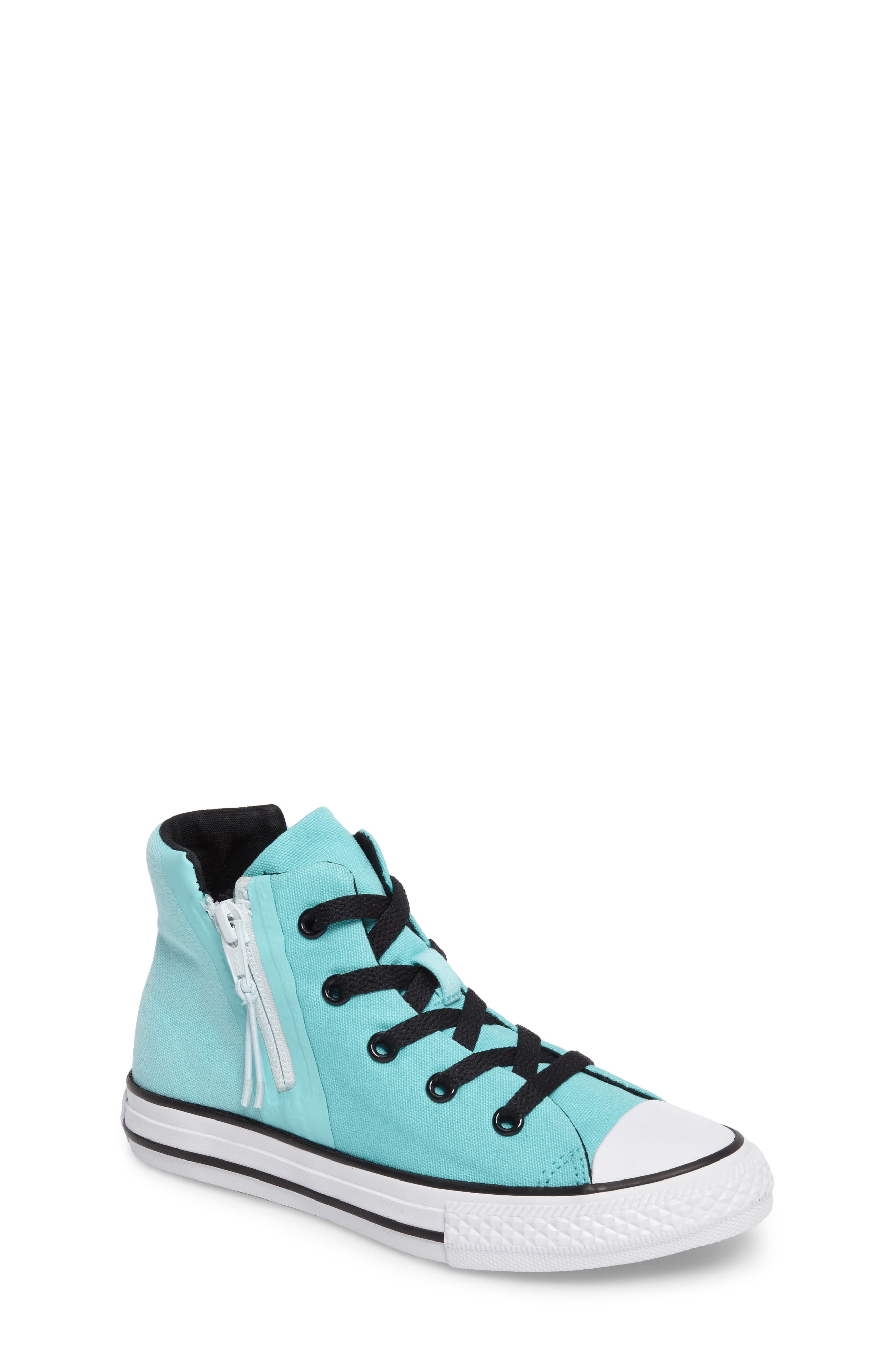 Converse Chuck Taylor® All Star® Sport Zip High Top Sneaker (Baby, Walker, Toddler, Little Kid & Big Kid)