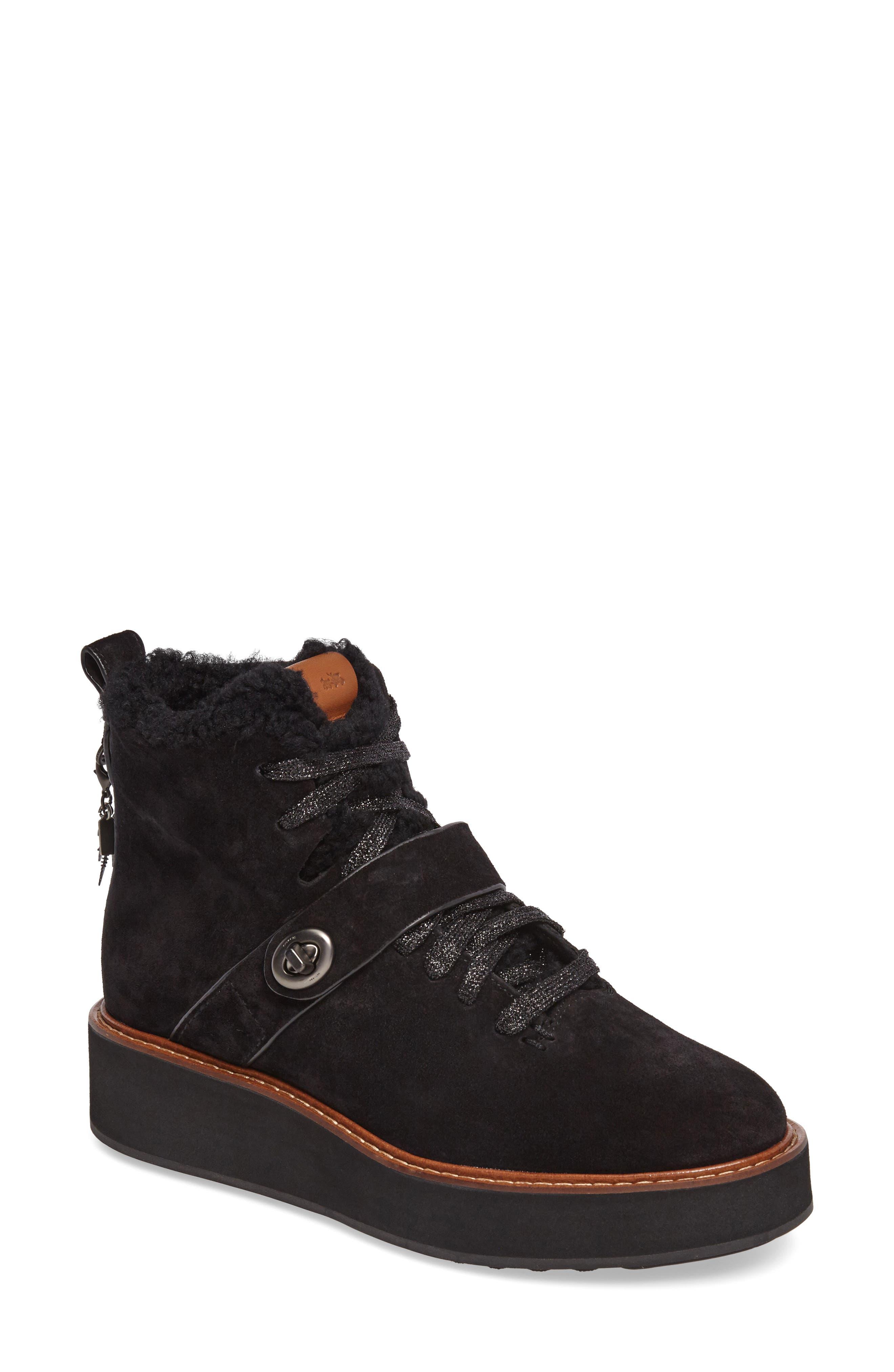 COACH Urban Hiker High Top Sneaker (Women)