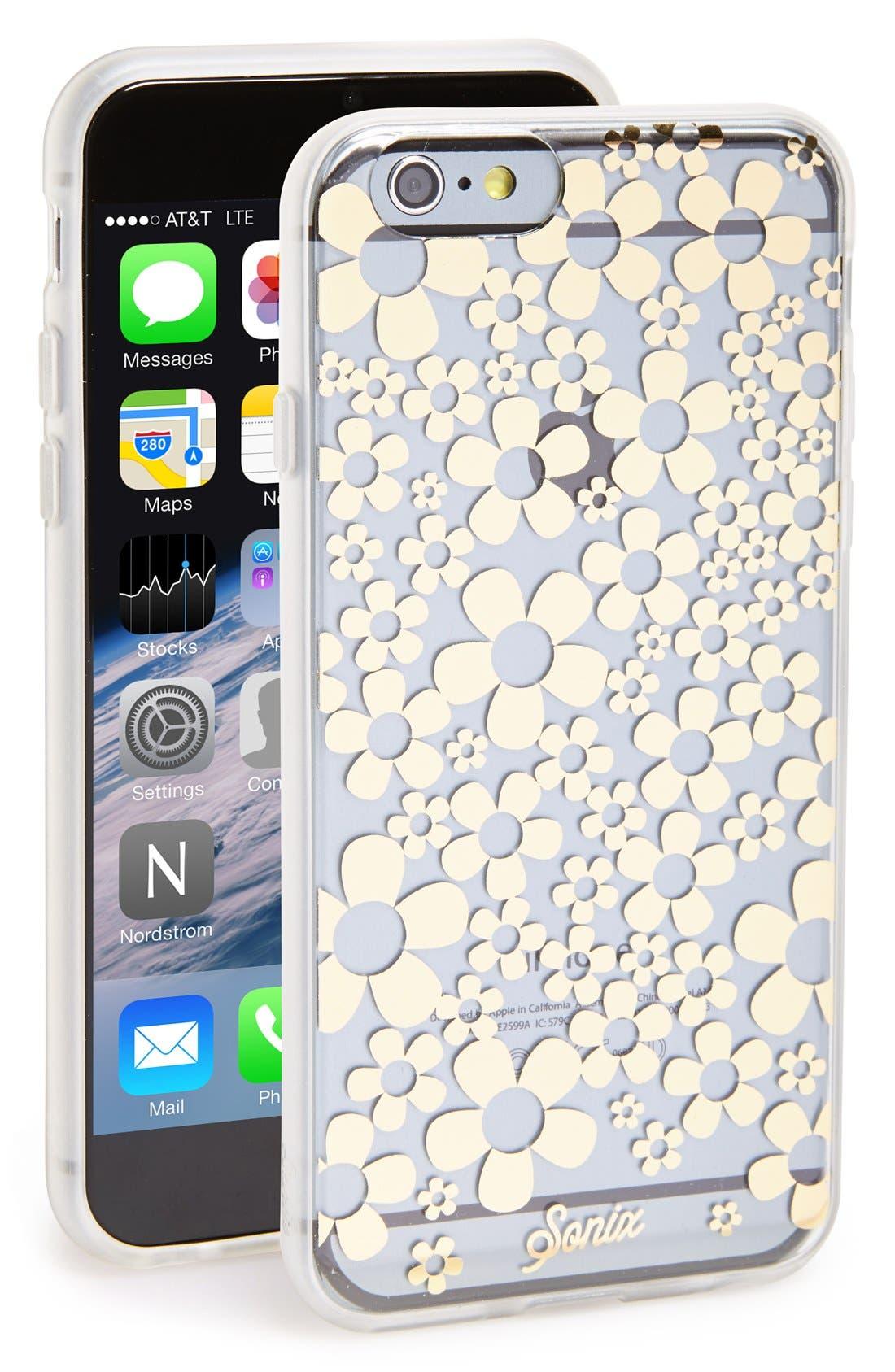 Alternate Image 1 Selected - Sonix 'Hello Daisy' iPhone 6 & 6s Case