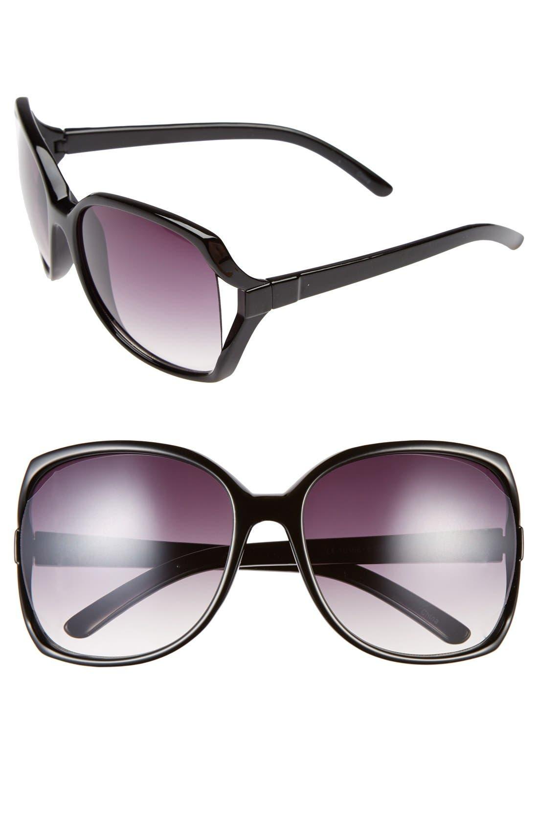 Alternate Image 1 Selected - BP. 'Nikki' 60mm Sunglasses
