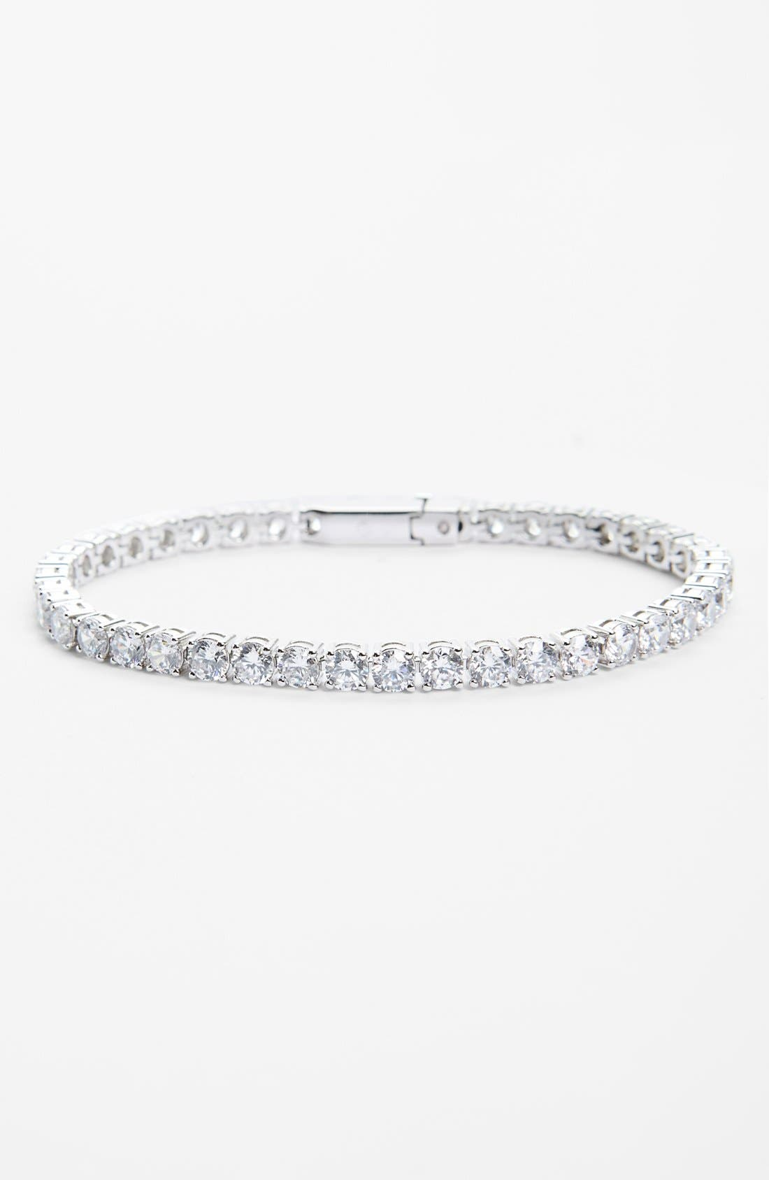 Main Image - Nadri Cubic Zirconia Tennis Bracelet
