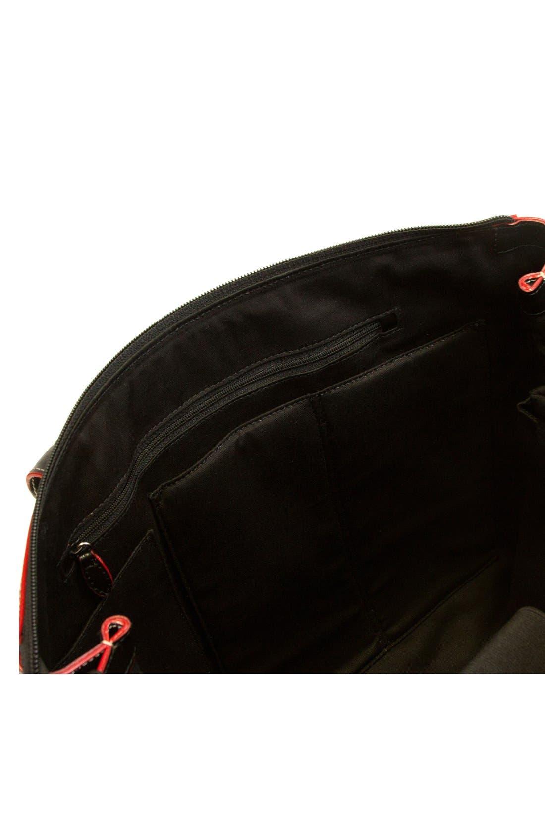Alternate Image 3  - Lodis Audrey Wilhelmina Leather Work Satchel