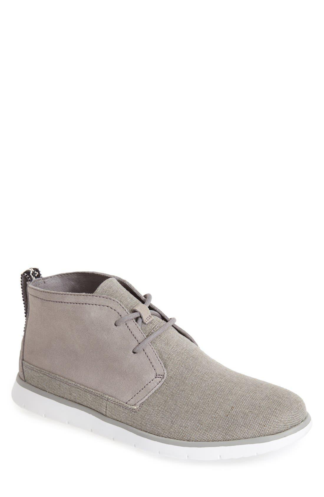 Alternate Image 1 Selected - UGG® 'Freamon' Chukka Sneaker (Men)