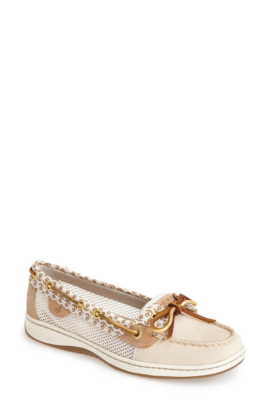 Alternate Image 1 Selected - Sperry 'Angelfish - Critter' Boat Shoe (Women)