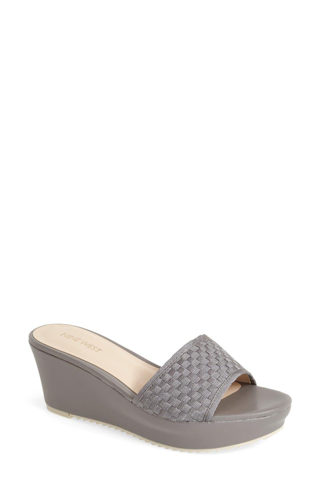 Main Image - Nine West 'Confetty' Sandal