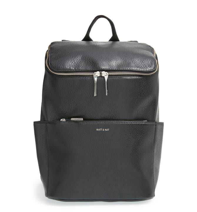 Matt & Nat 'Brave' Faux Leather Backpack | Nordstrom
