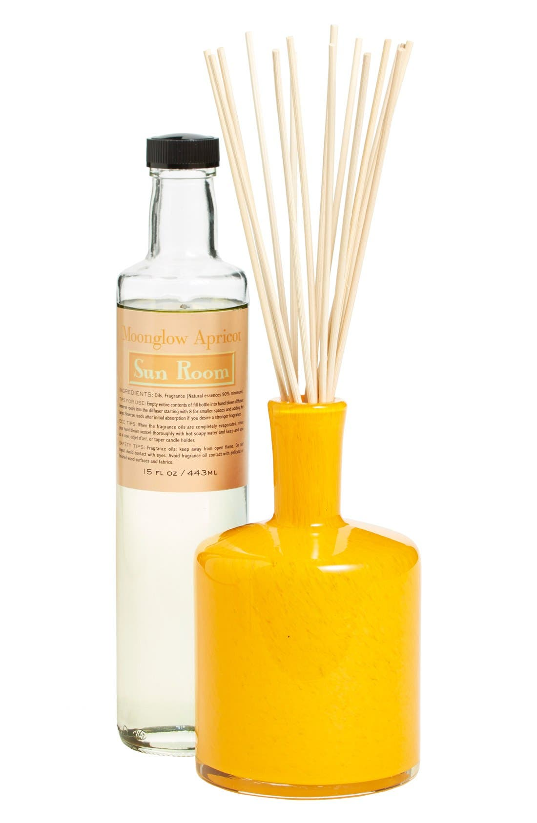 Main Image - Lafco 'Moonglow Apricot - Sunroom' Fragrance Diffuser