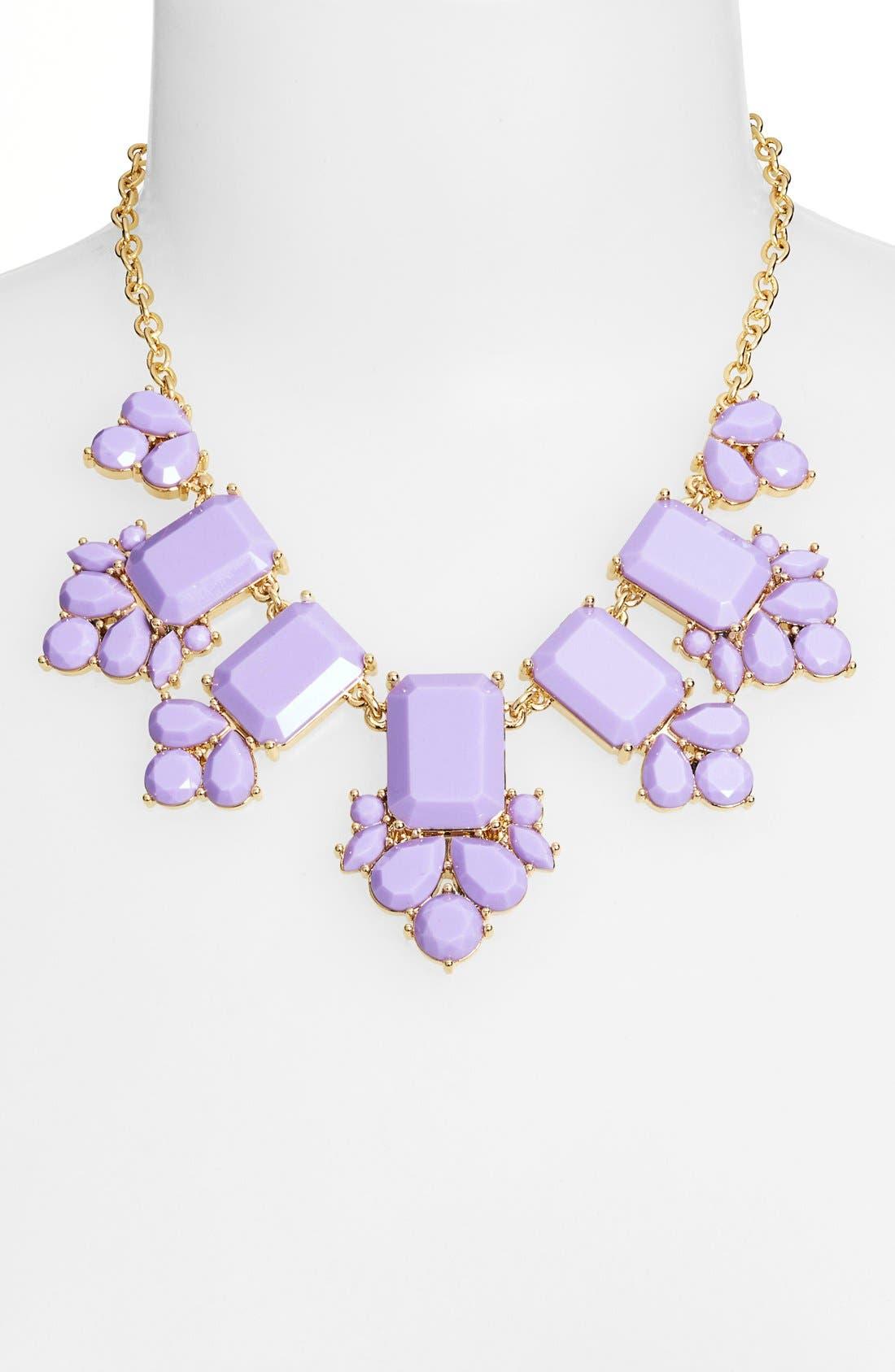 Alternate Image 2  - kate spade new york 'daylight jewels' statement necklace