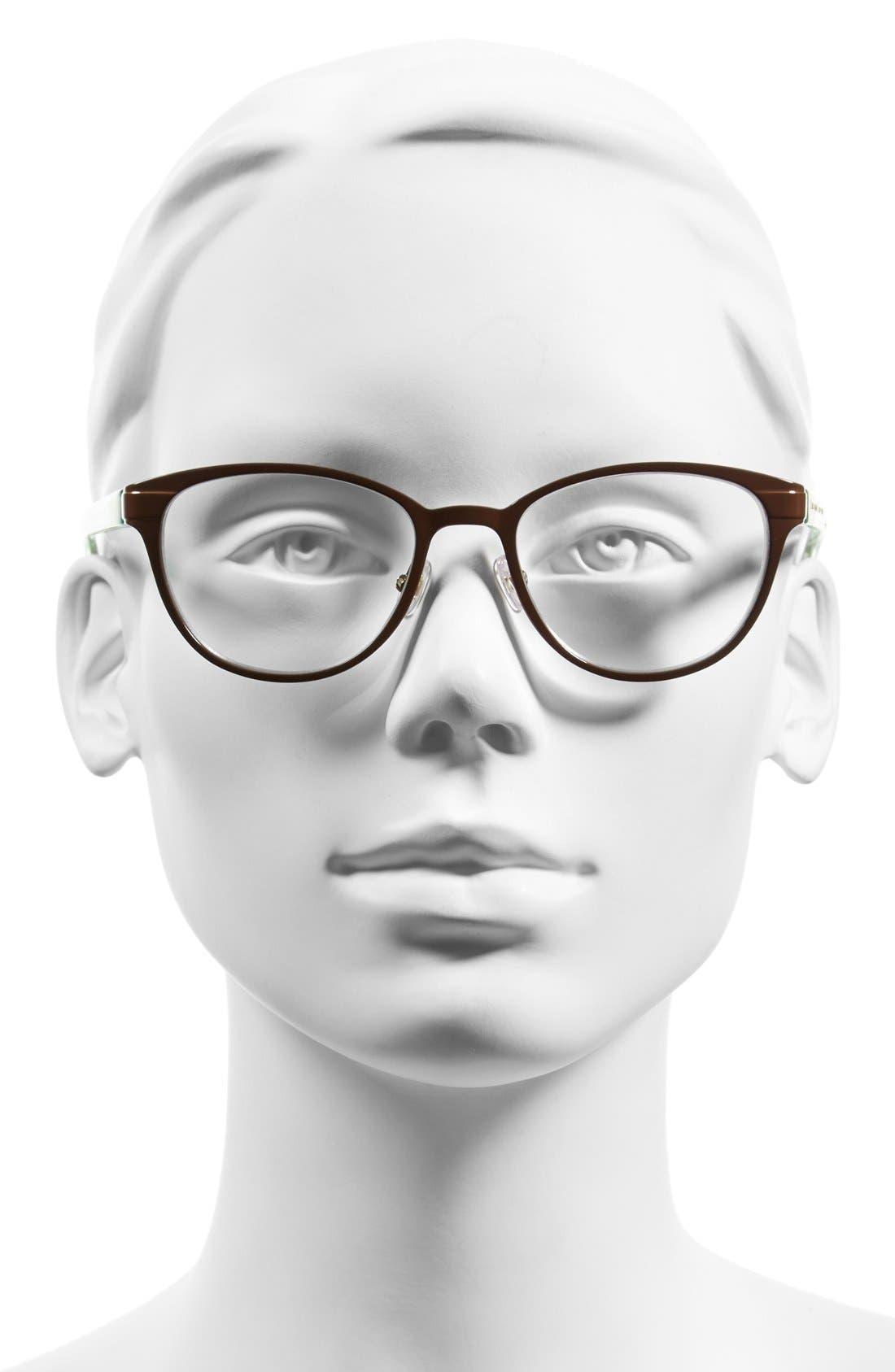 Alternate Image 2  - kate spade new york 'ebba' 50mm reading glasses