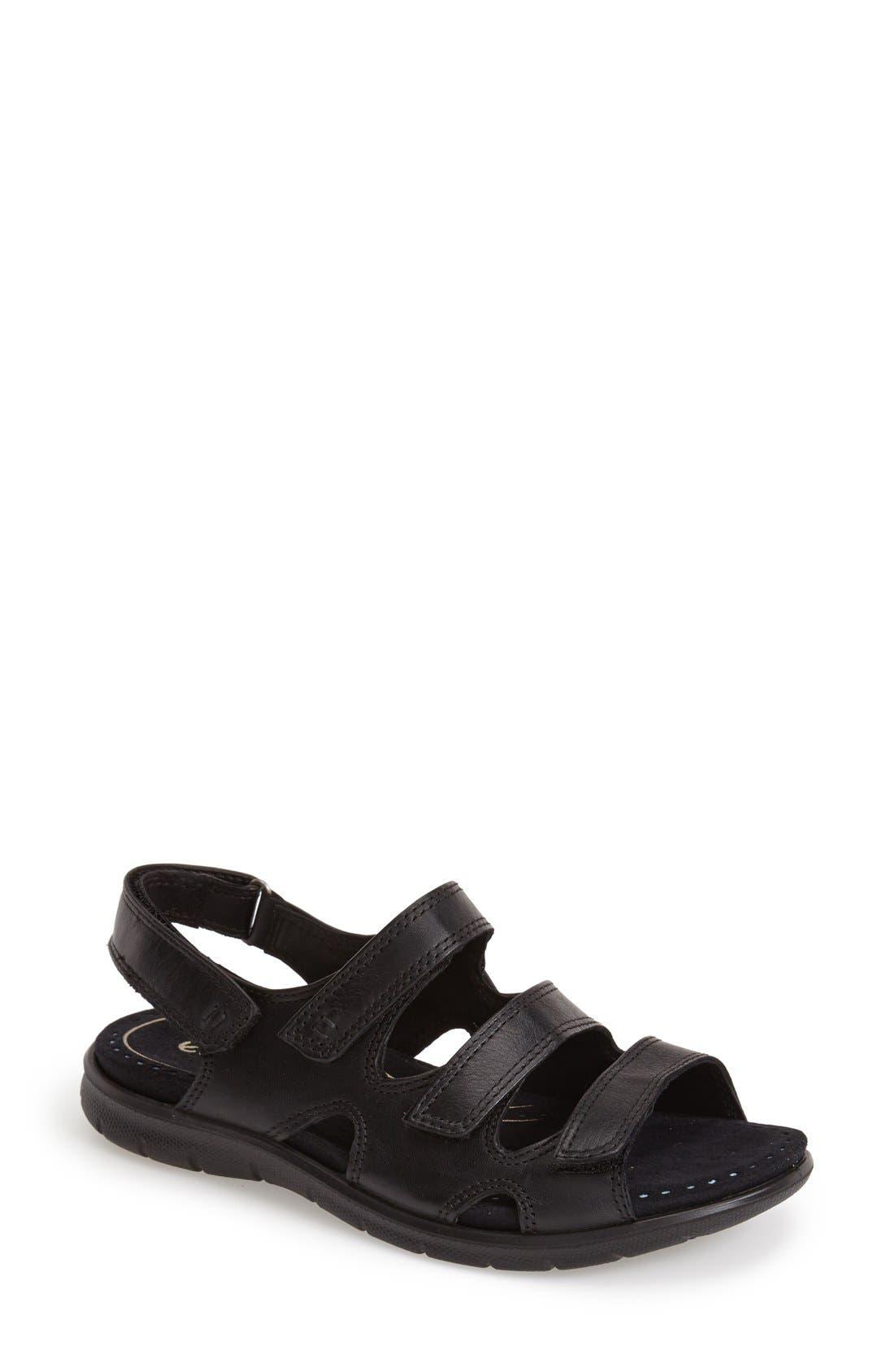 ECCO 'Babette' Leather Sandal (Women)