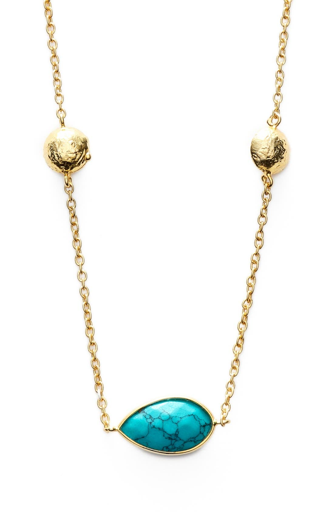 Main Image - Argento Vivo Station Necklace