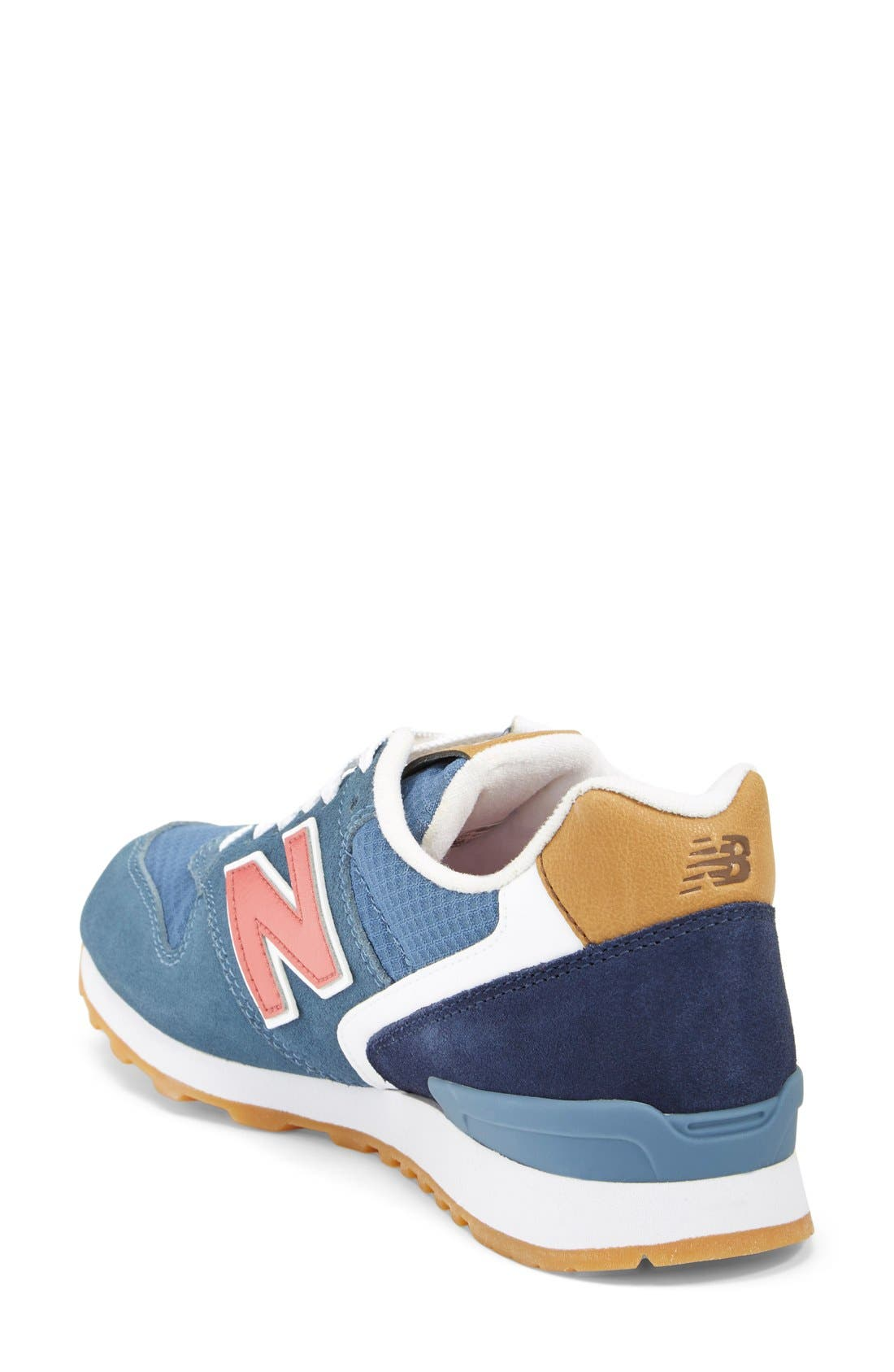 Alternate Image 2  - New Balance '696' Sneaker (Women)