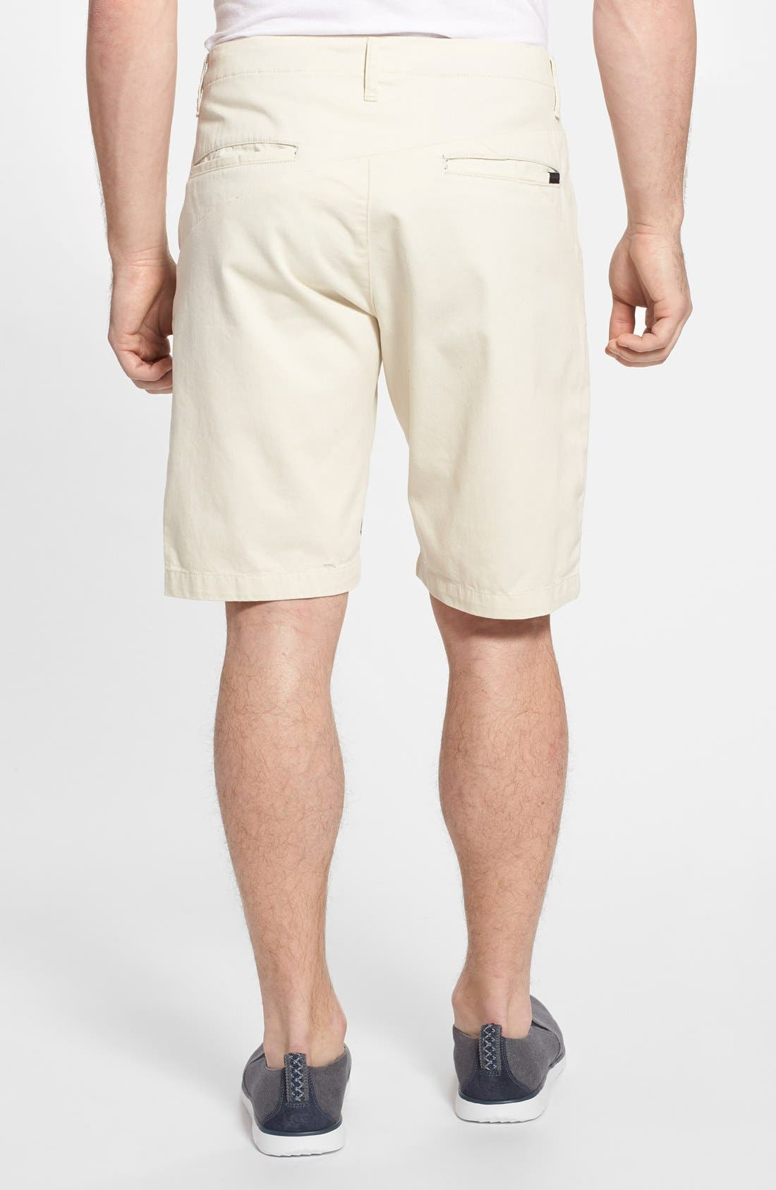 Alternate Image 2  - Volcom 'Faceted' Twill Shorts