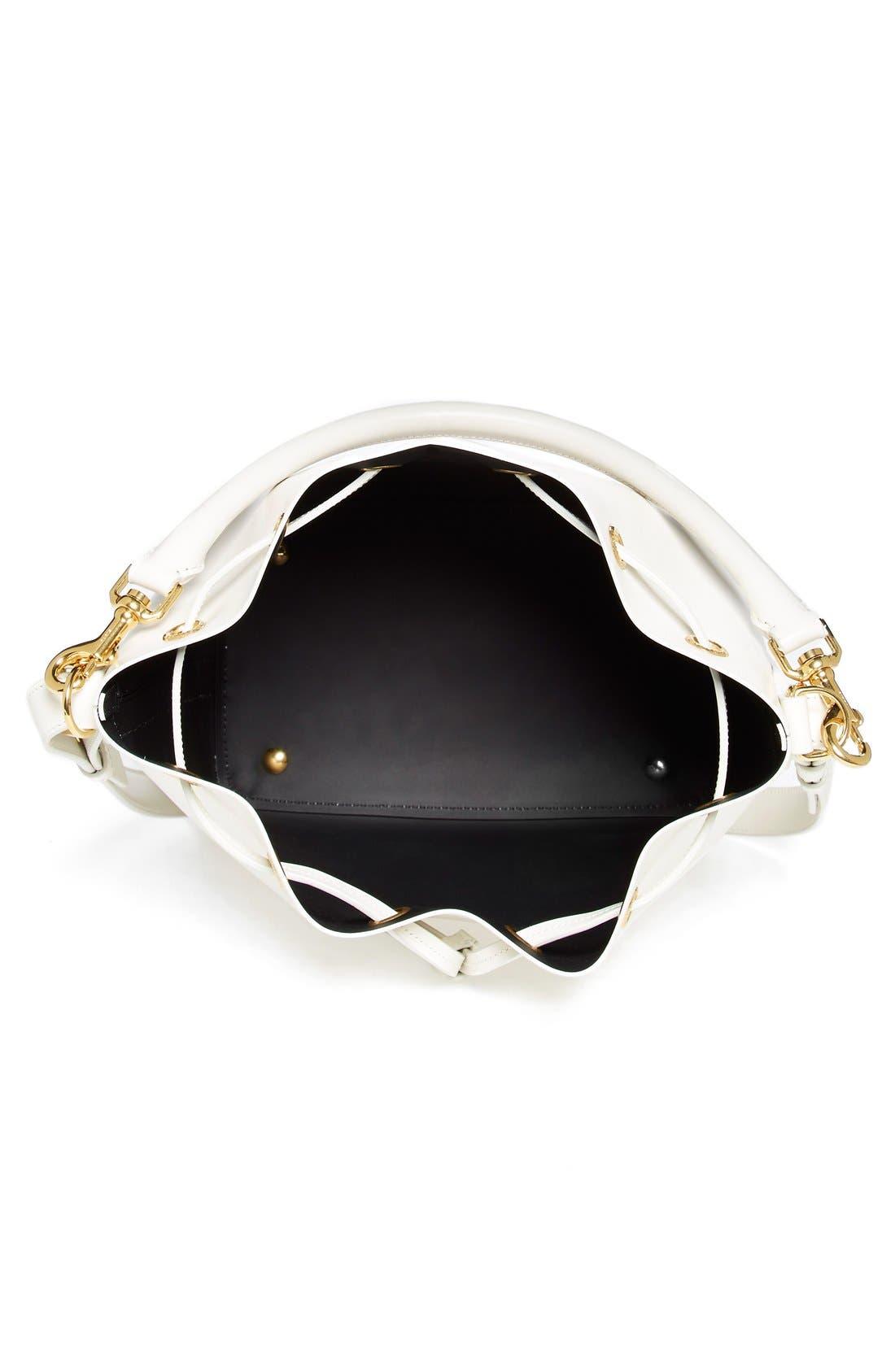 Alternate Image 4  - Saint Laurent Leather Bucket Bag