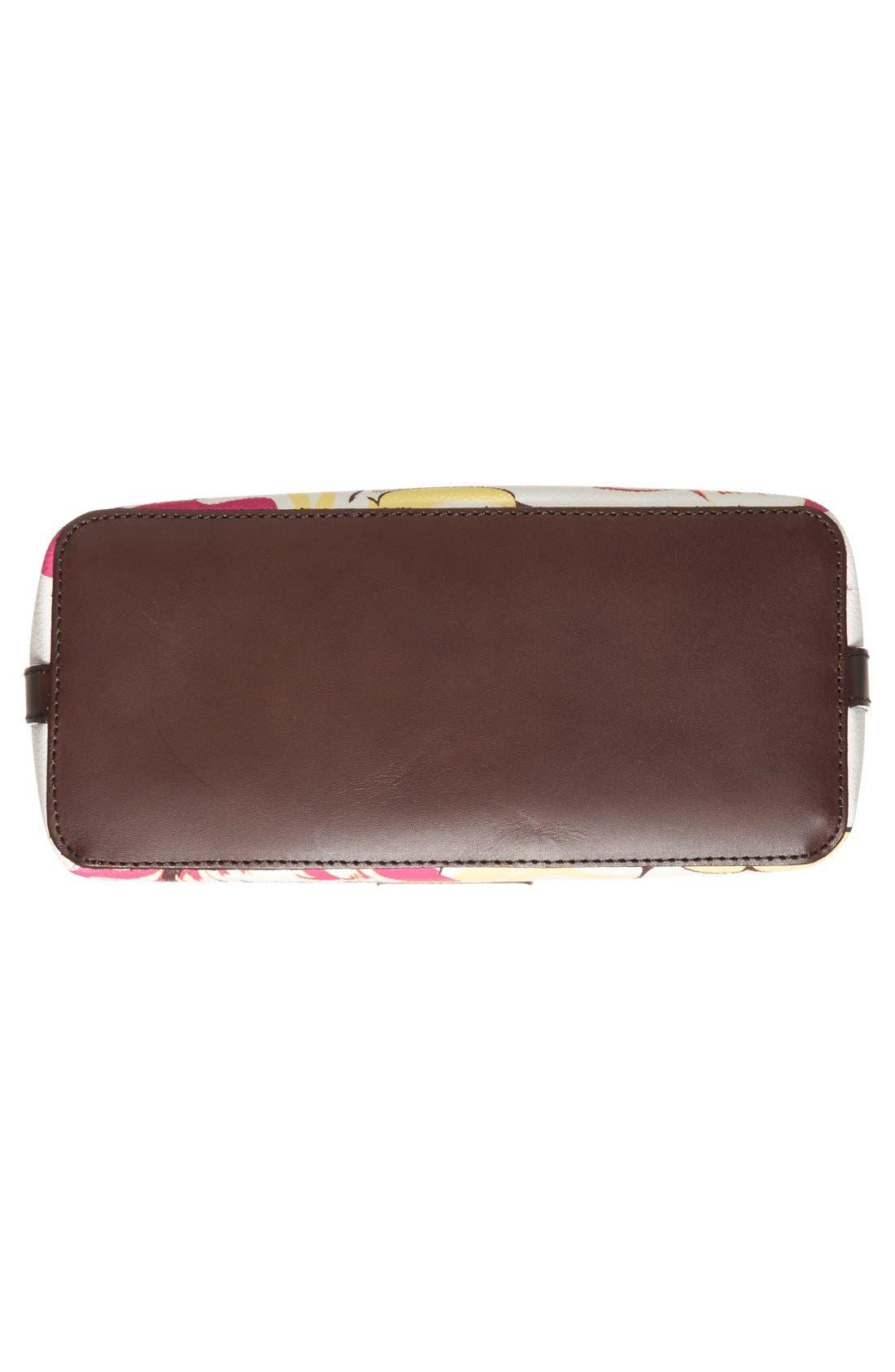 Alternate Image 6  - Brahmin 'Mini Duxbury' Leather Crossbody Bag