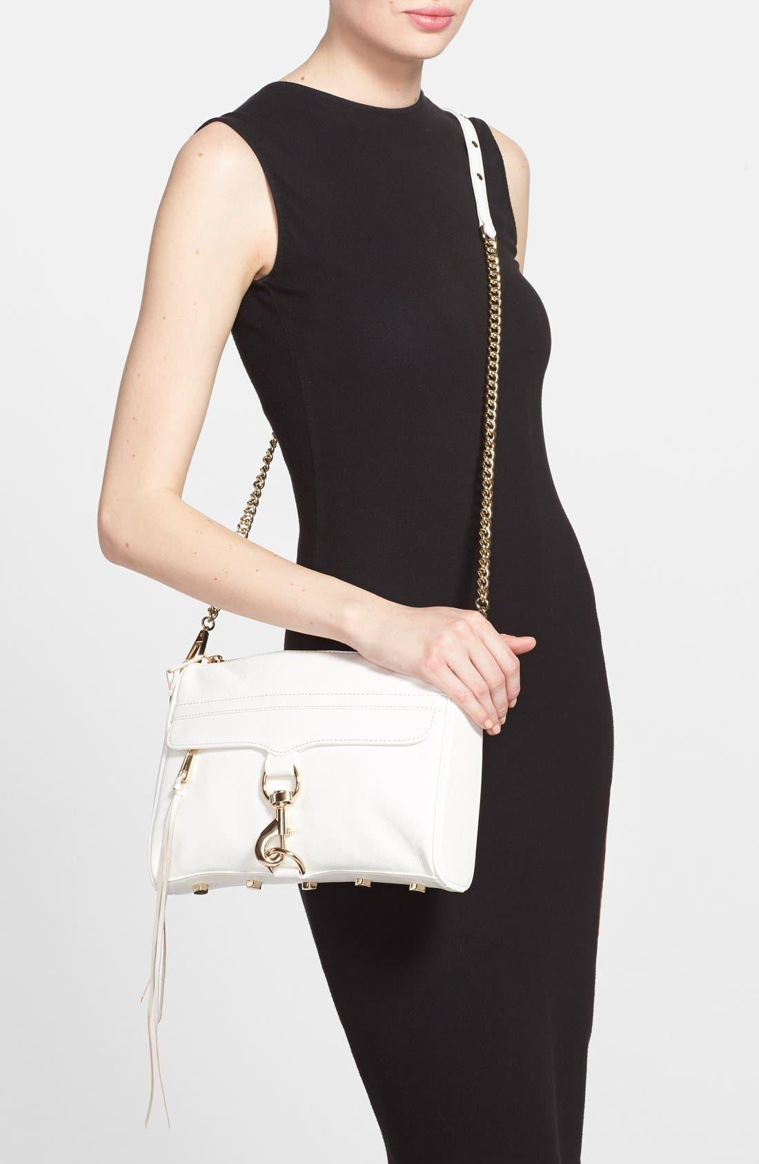 Alternate Image 2  - Rebecca Minkoff 'MAC' Convertible Crossbody Bag