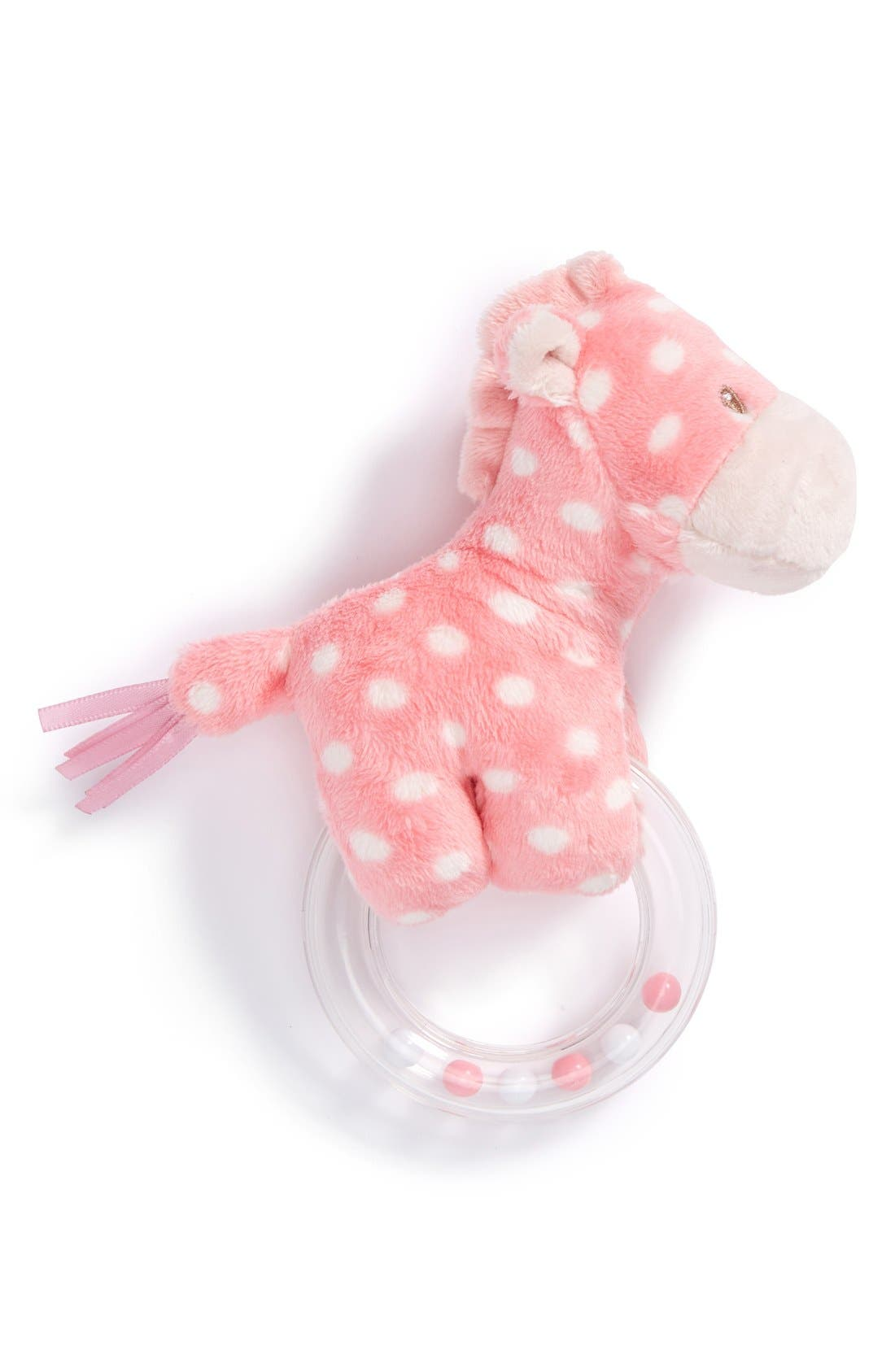 Alternate Image 1 Selected - Baby Gund 'Lolly & Friends' Ring Rattle