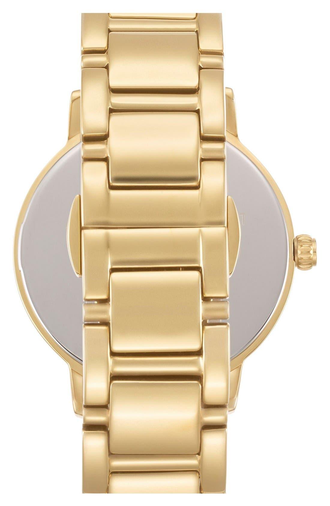 Alternate Image 2  - kate spade new york 'gramercy' scalloped dial bracelet watch, 34mm