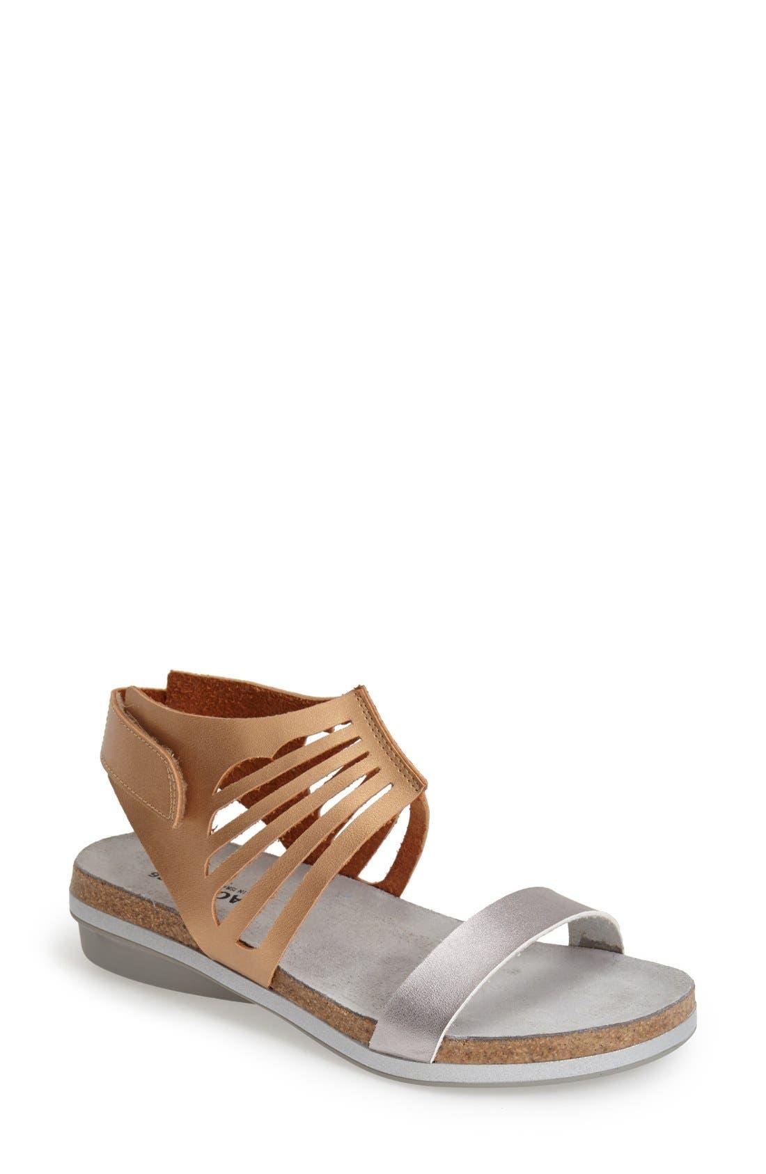 NAOT 'Mint' Sandal