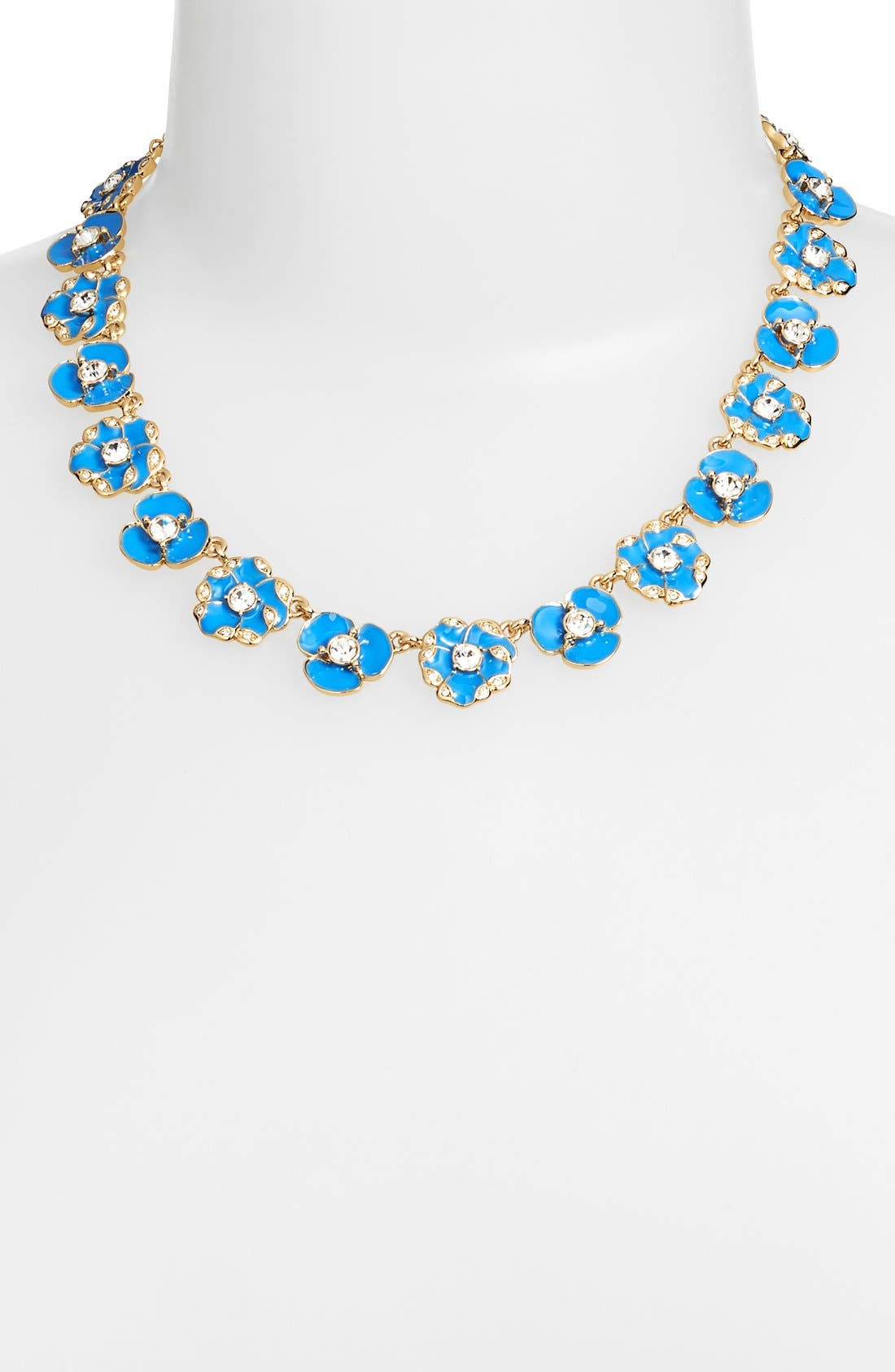 Alternate Image 2  - kate spade new york 'beach house bouquet' collar necklace
