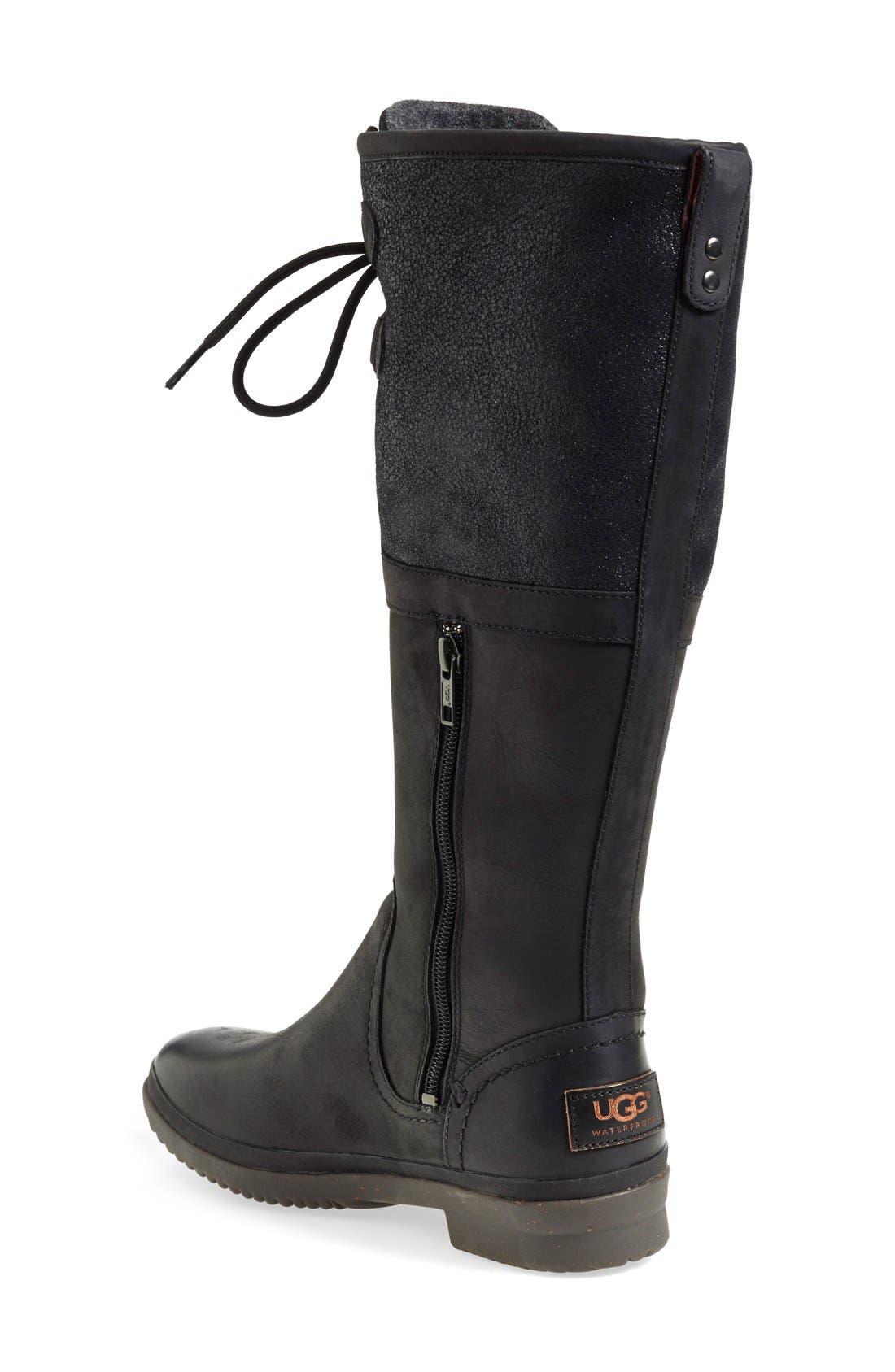 Alternate Image 2  - UGG® 'Elsa' Waterproof Boot (Women)