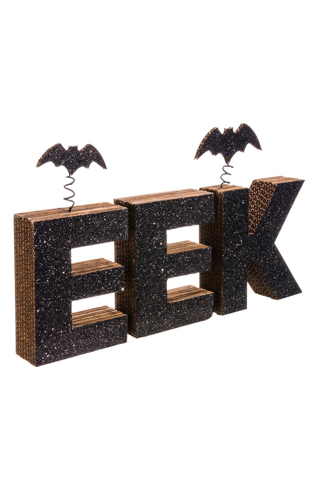 Alternate Image 1 Selected - ALLSTATE 'Eek' Bat Decoration