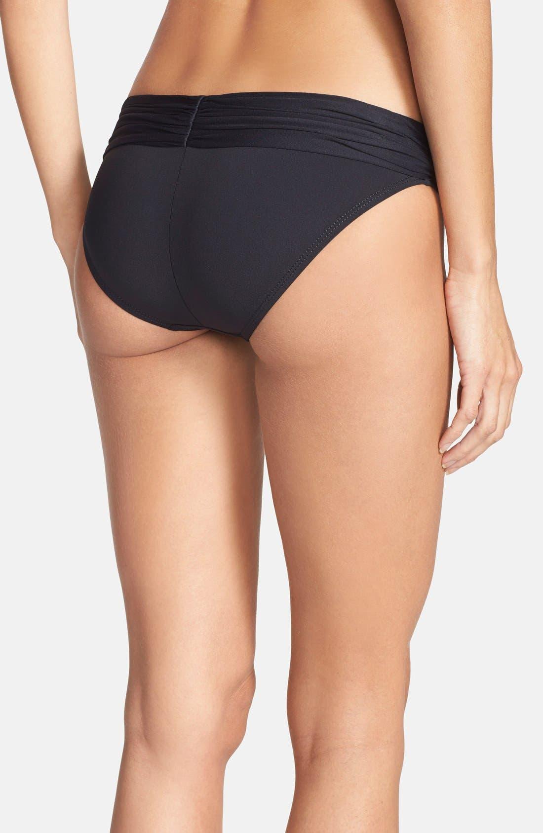 Alternate Image 2  - La Blanca 'Renew & Refresh' Hipster Bikini Bottoms