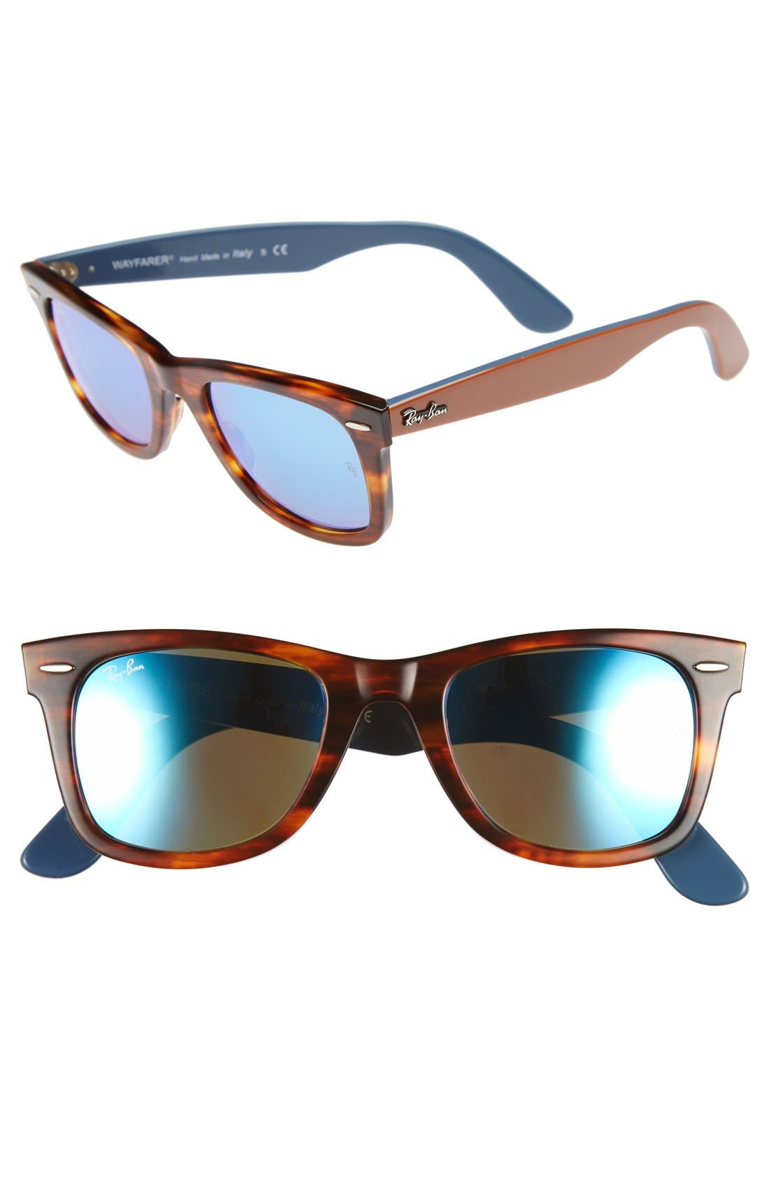 Main Image - Ray-Ban Cosmo Collection 'Classic Wayfarer' 50mm Sunglasses