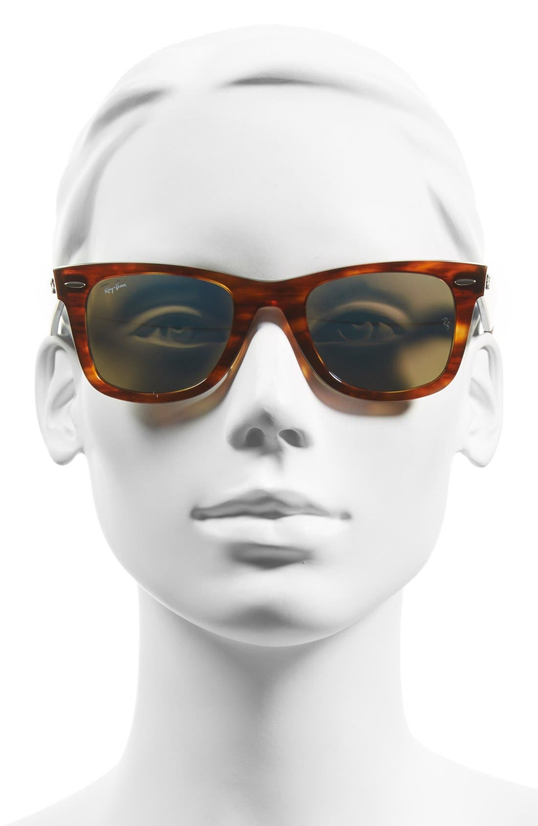 Alternate Image 2  - Ray-Ban Cosmo Collection 'Classic Wayfarer' 50mm Sunglasses