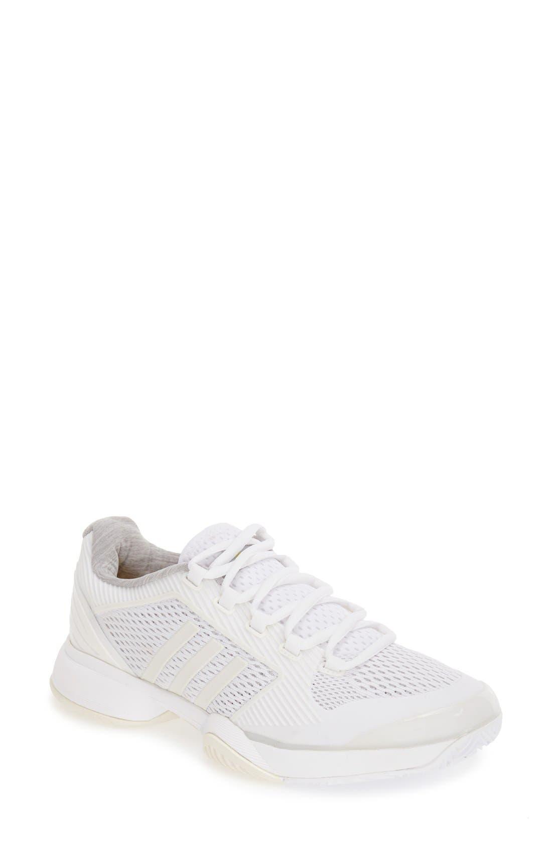 Main Image - adidas 'Stella McCartney - Barricade 2015' Tennis Shoe (Women)