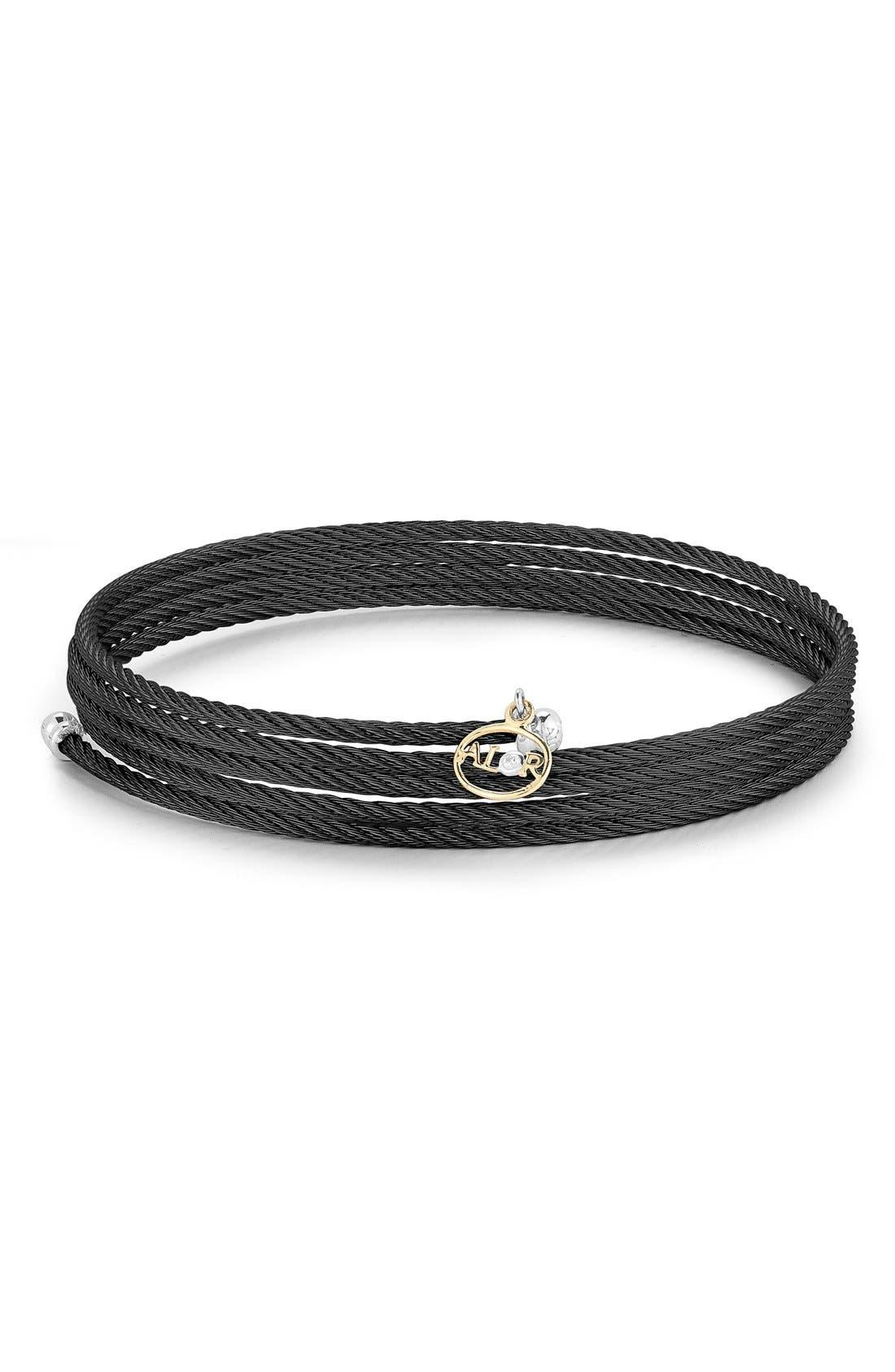 Alternate Image 1 Selected - ALOR® Coil Bracelet
