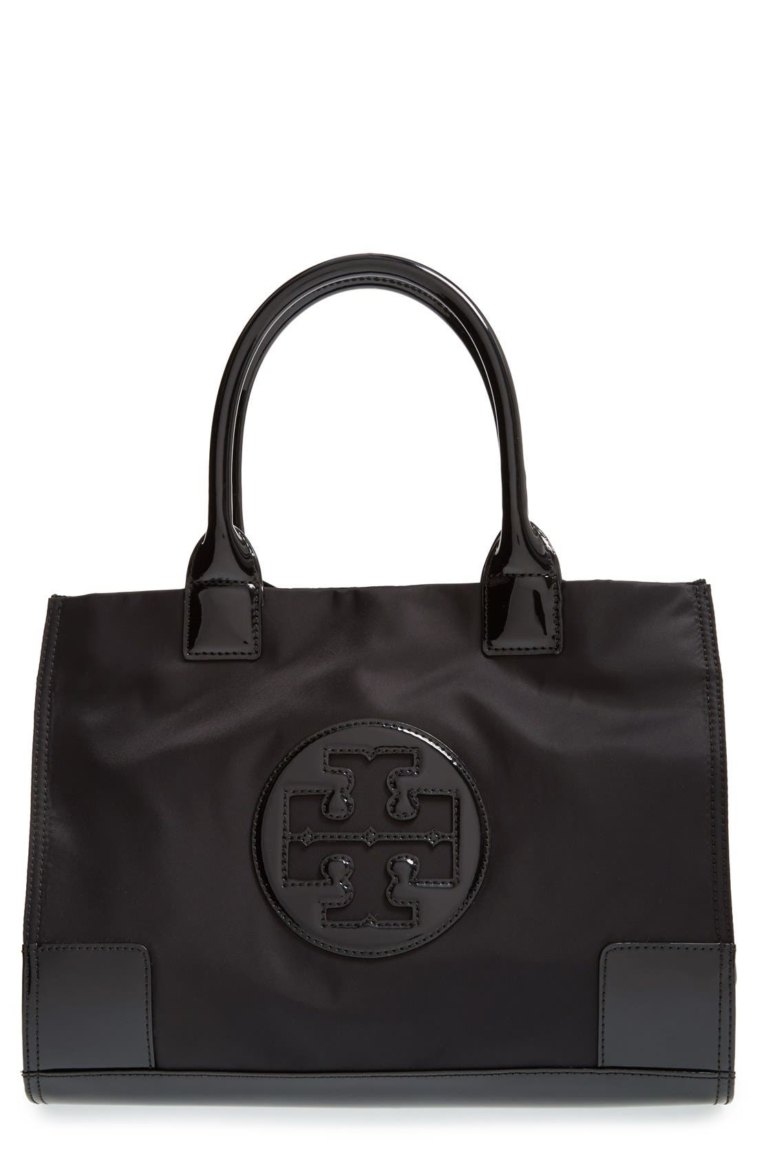 Alternate Image 1 Selected - Tory Burch 'Mini Ella' Nylon Tote