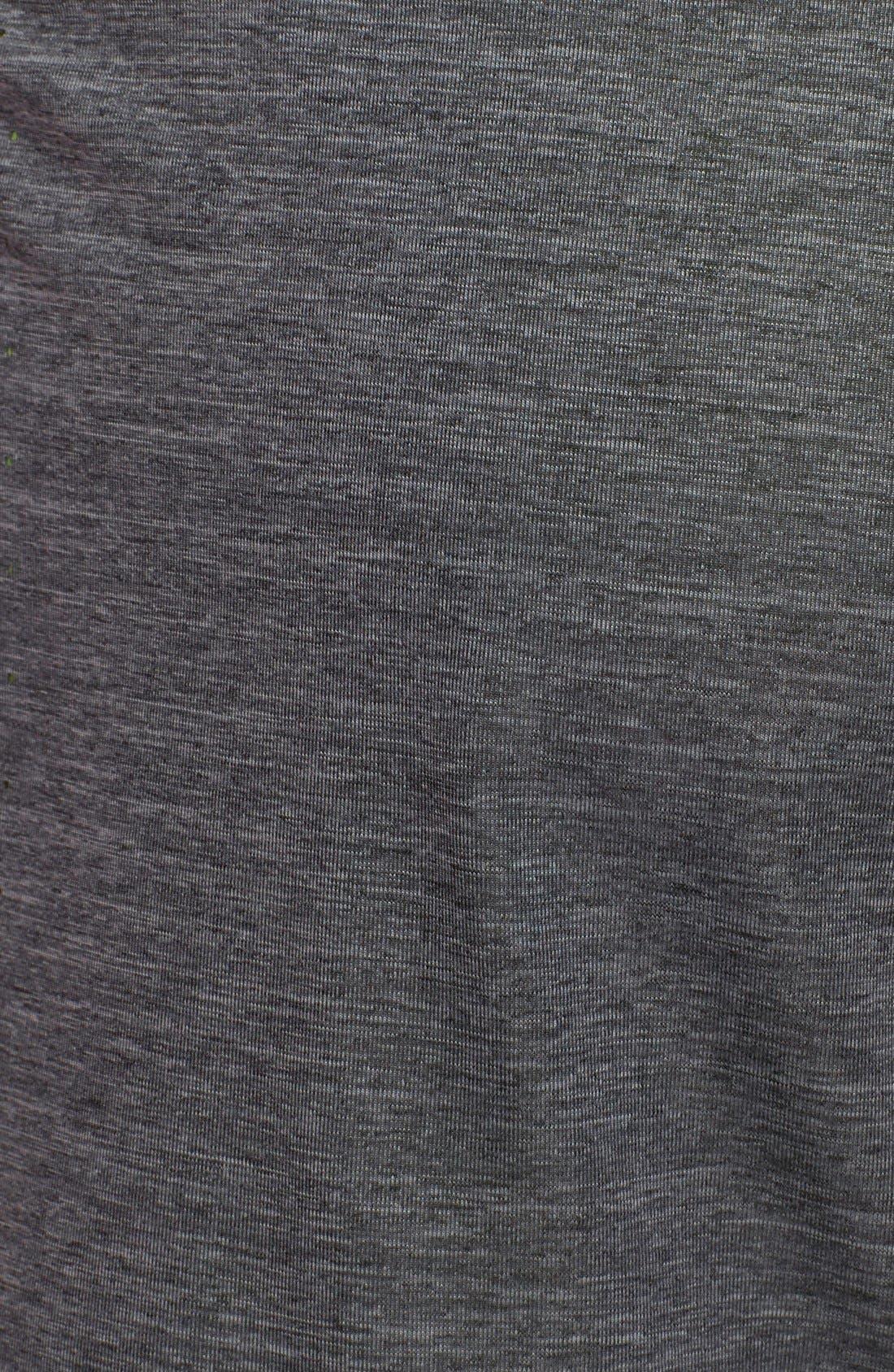 Alternate Image 6  - Nike 'Pro Inside Full Flex' Dri-FIT Training Shorts (Women)
