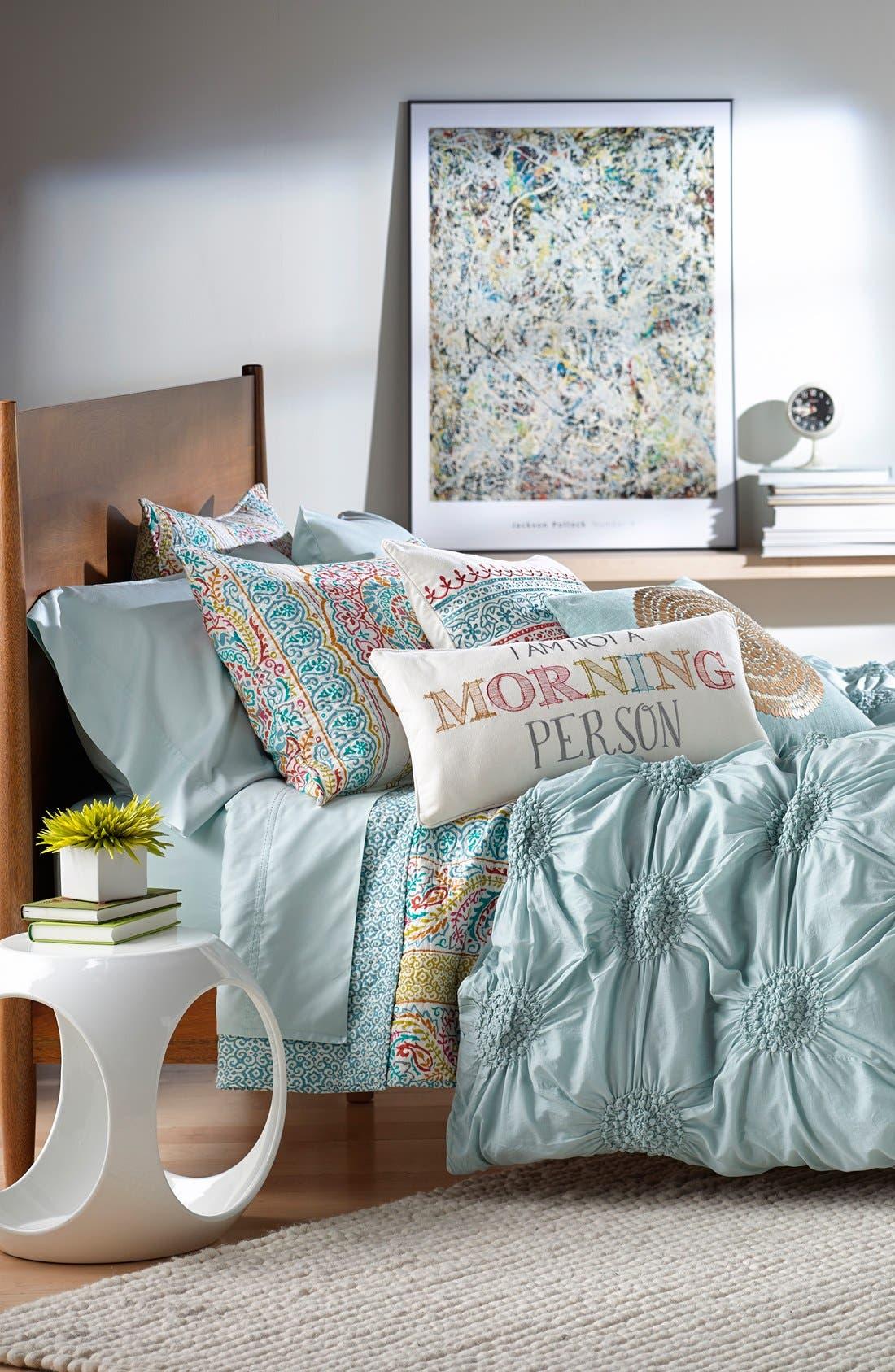 Alternate Image 4  - Levtex 'Florence Morning' Pillow