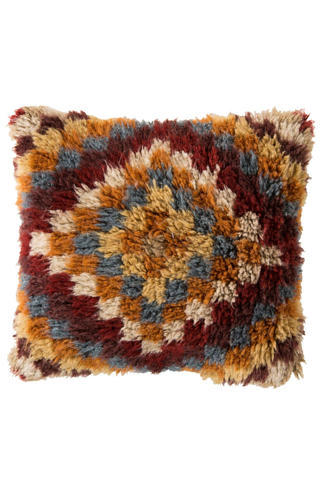 Main Image - Surya Home 'Mammoth' Wool Accent Pillow
