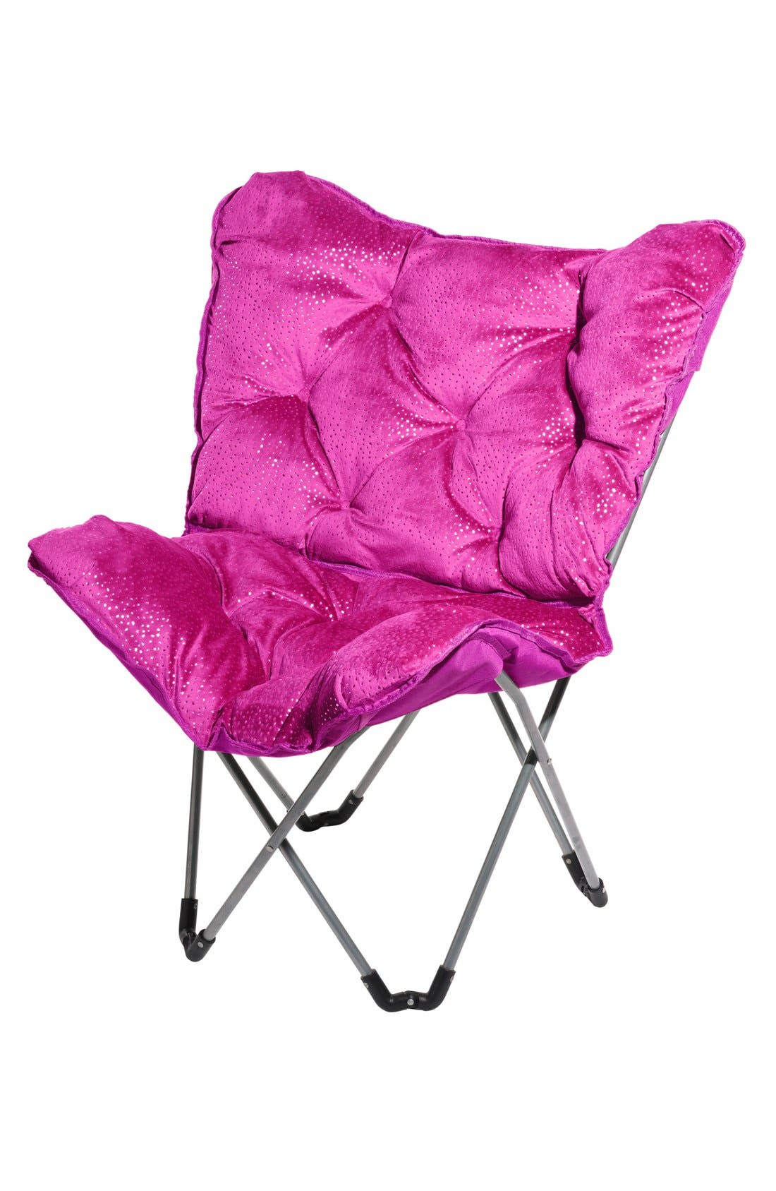 3C4G 'Sparkle' Butterfly Chair