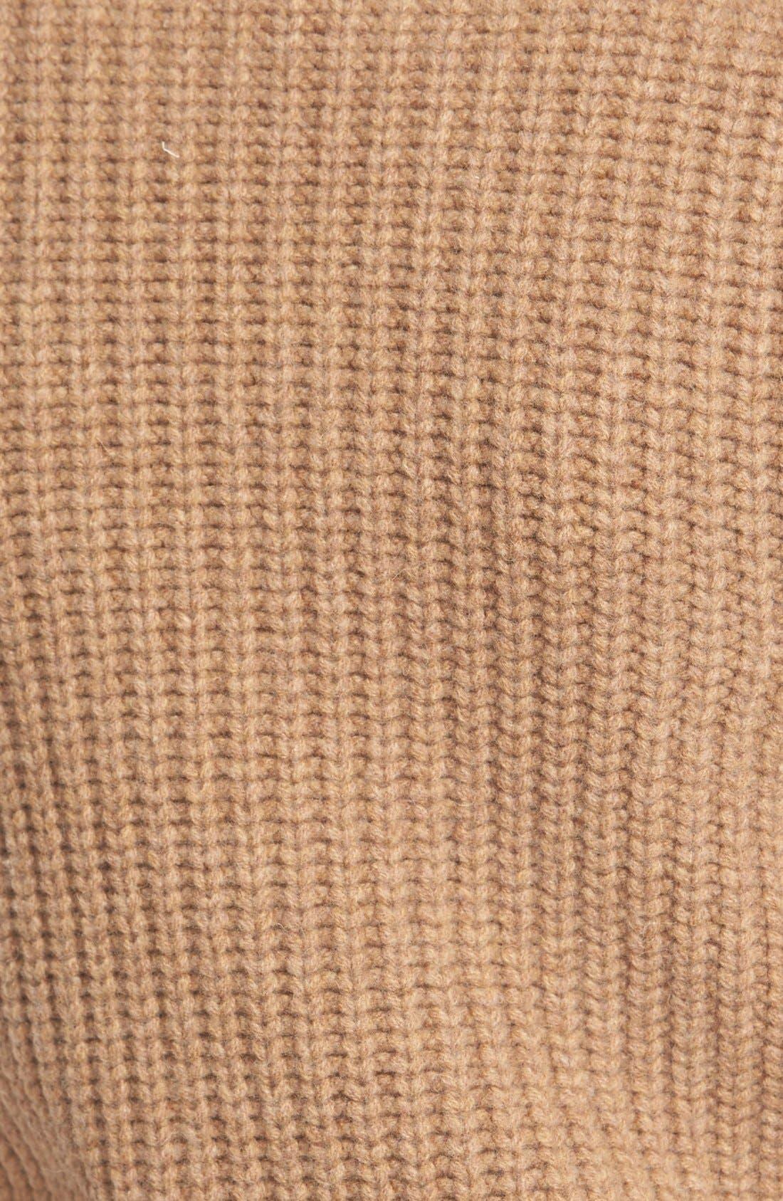 Alternate Image 3  - Joie 'Brinley' Genuine Shearling & Merino Wool Vest