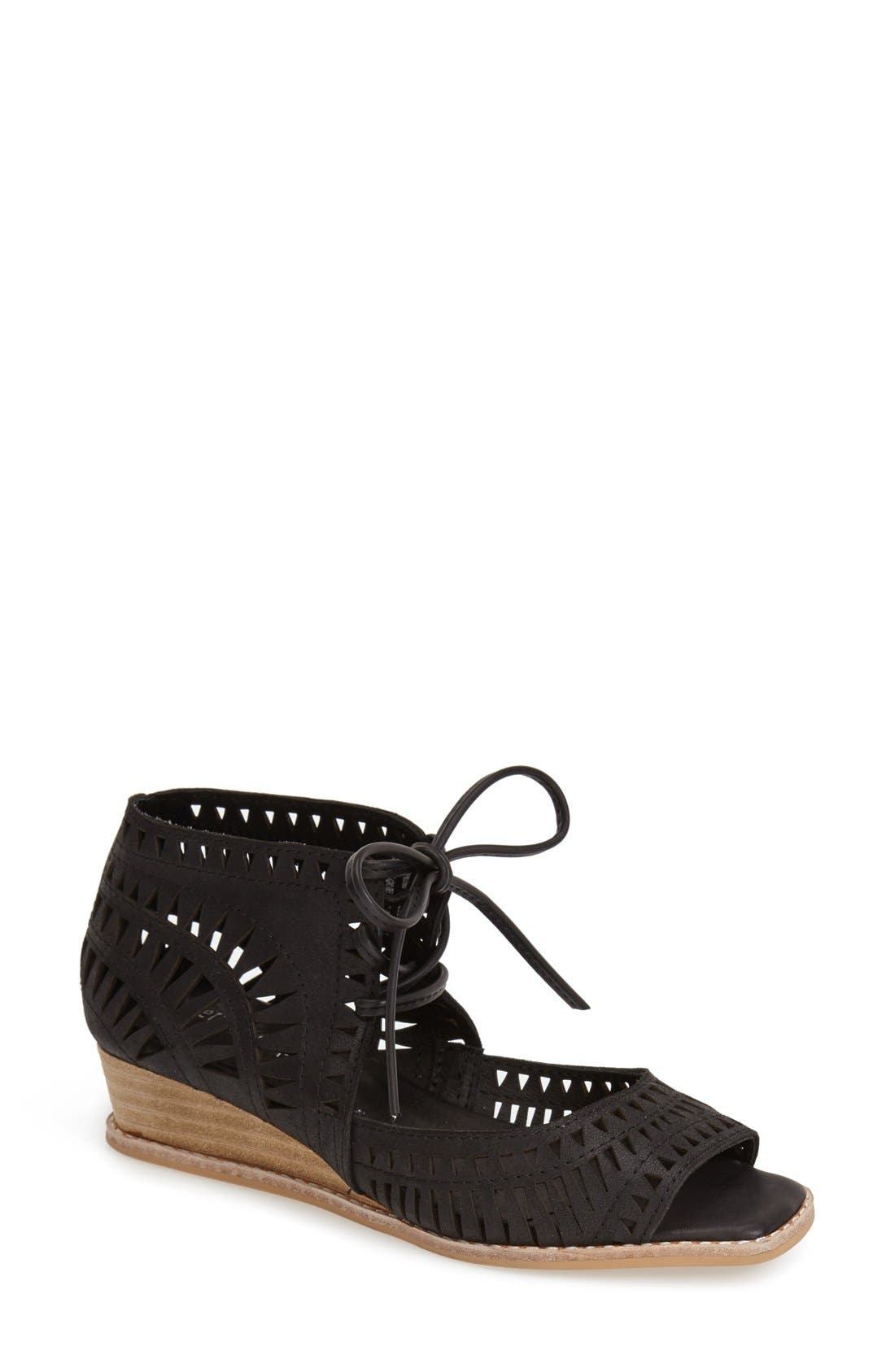 JEFFREY CAMPBELL 'Rodillo' Wedge Sandal