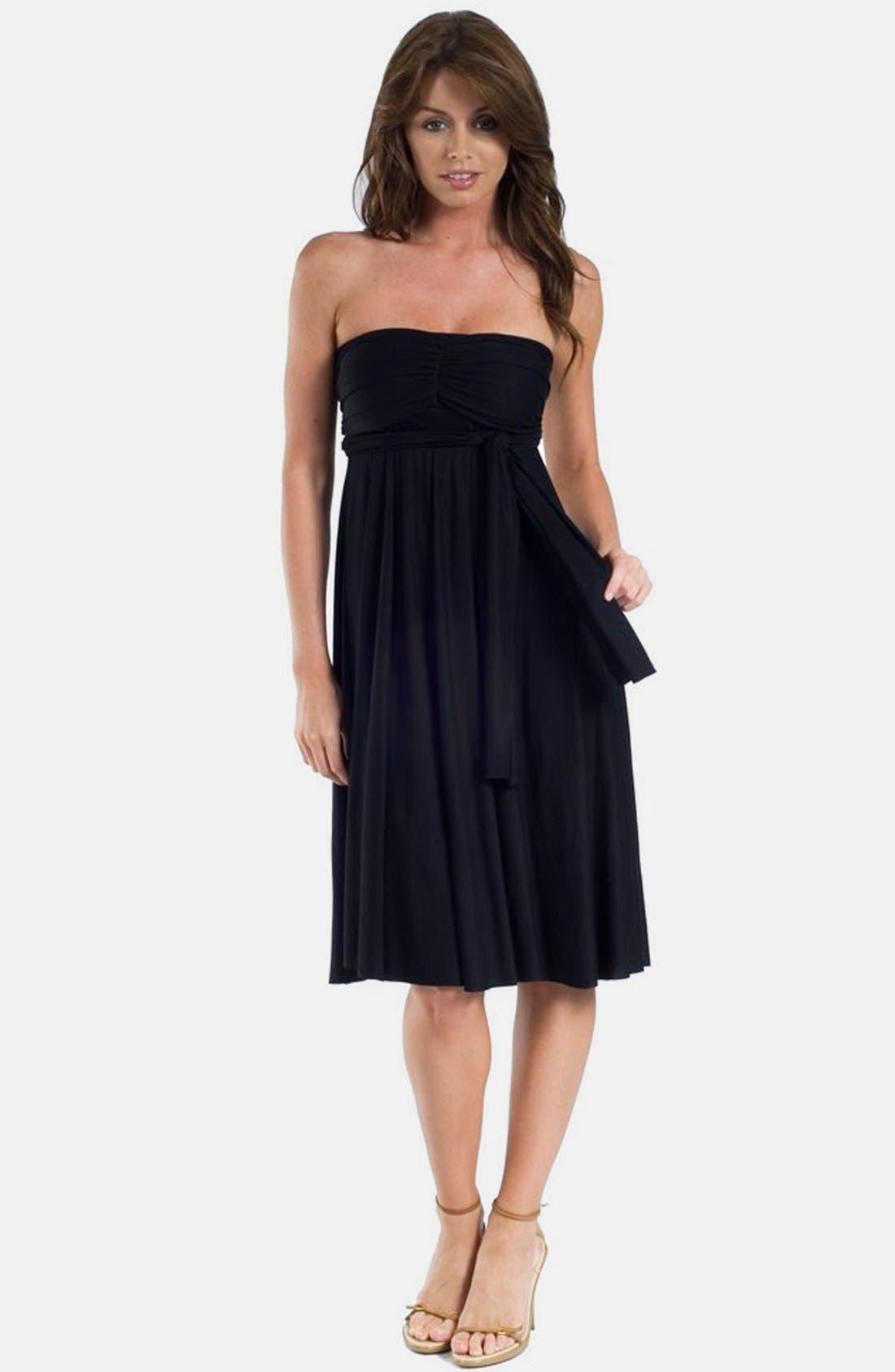 Alternate Image 11  - Elan Convertible Cover-Up Dress