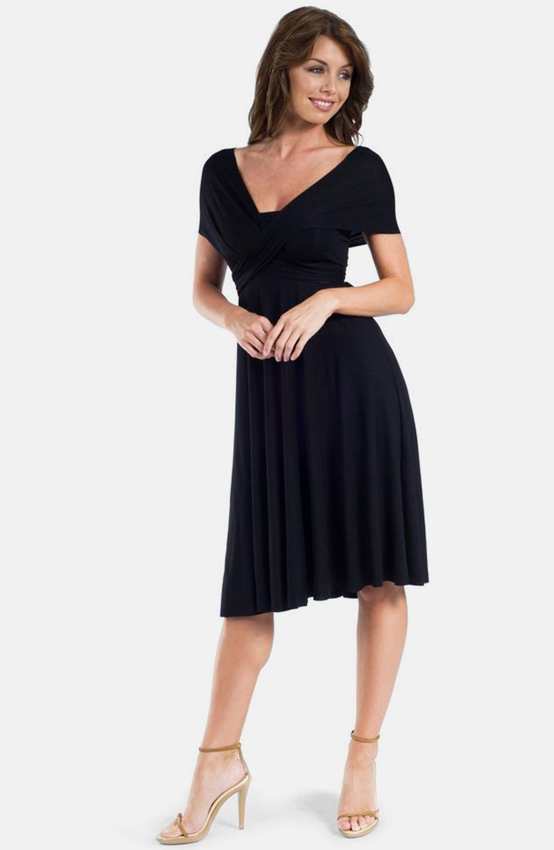 Alternate Image 8  - Elan Convertible Cover-Up Dress