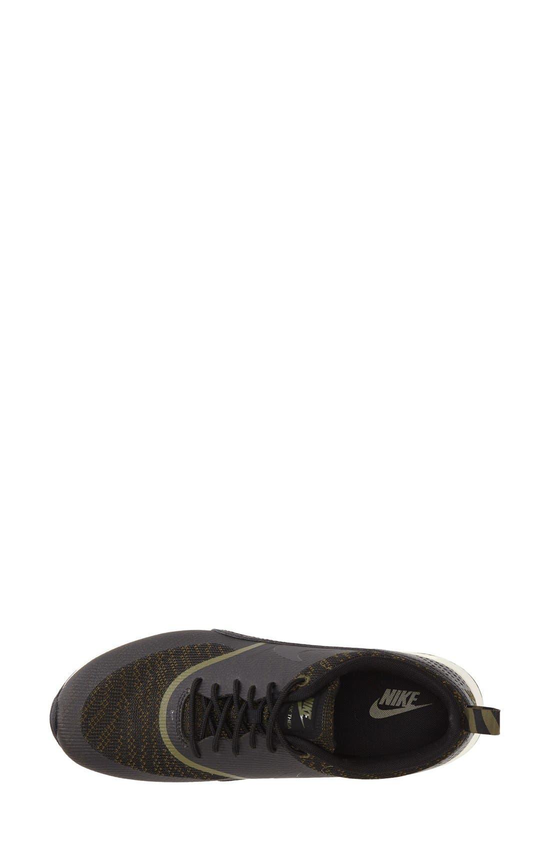 Alternate Image 3  - Nike 'Air Max Thea Jacquard' Sneaker (Women)