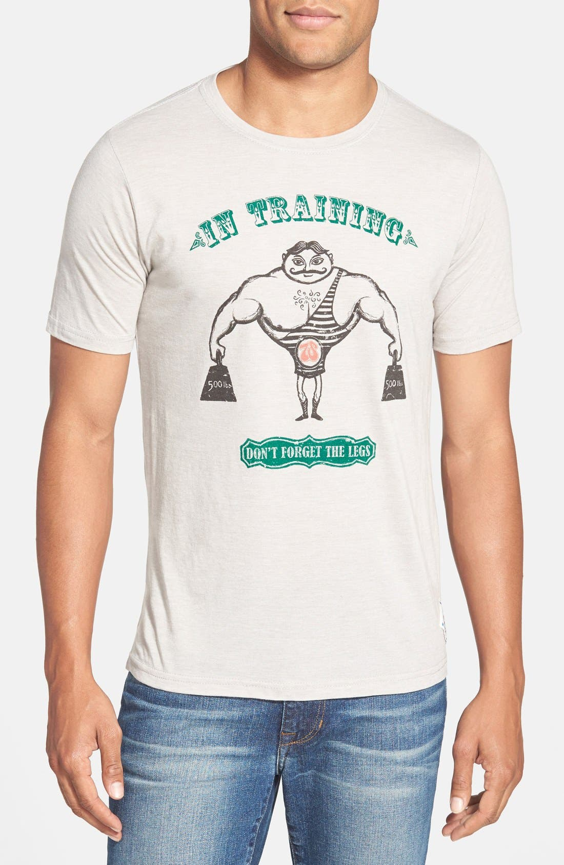 7TH INNING STRETCH 'In Training' Graphic T-Shirt