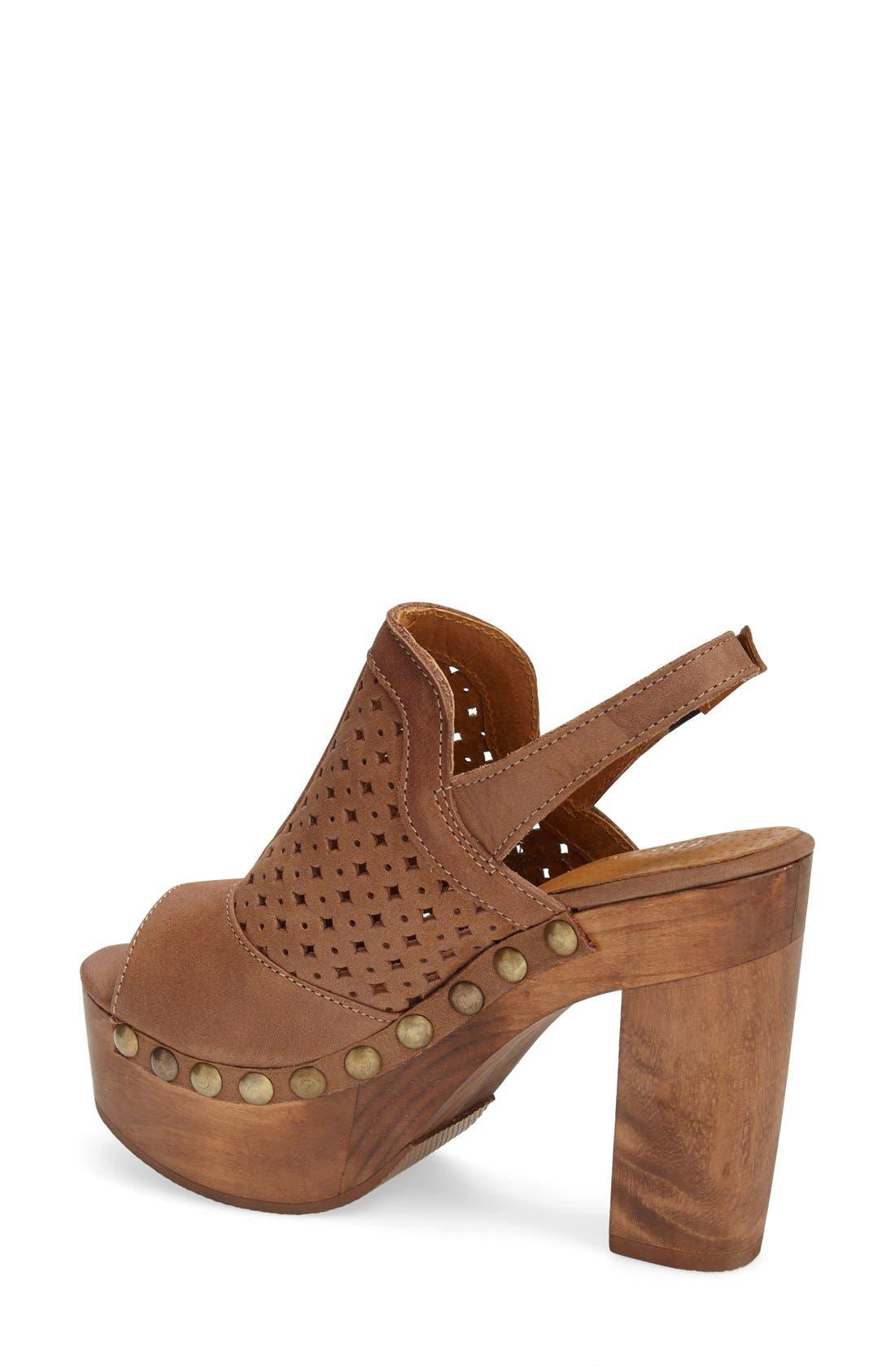 Alternate Image 2  - five worlds by Cordani 'Tampico' Platform Sandal (Women)