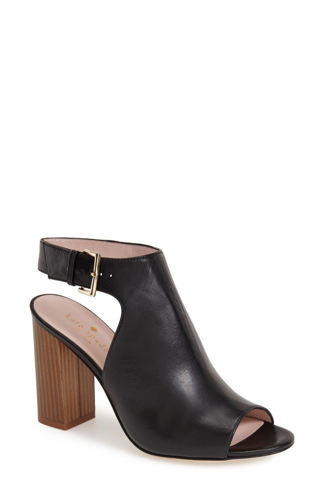 Alternate Image 1 Selected - kate spade new york 'ingrada' slingback sandal (Women)
